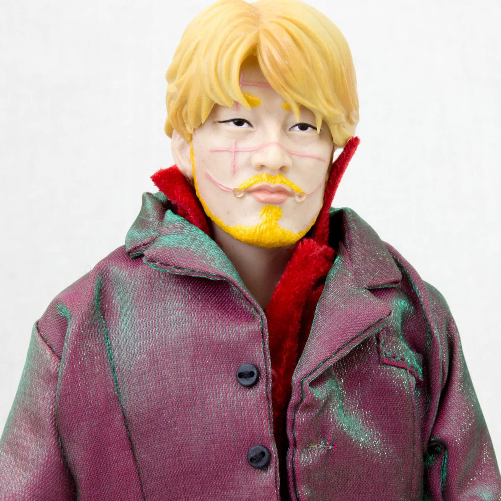 Koroshiya Ichi the Killer Masao Kakihara RAH Figure Medicom