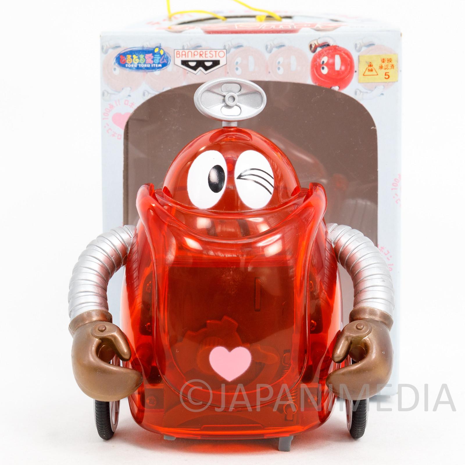 Robocon Figure Battery operated Moving Toy Banpresto JAPAN ANIME TOKUSATSU