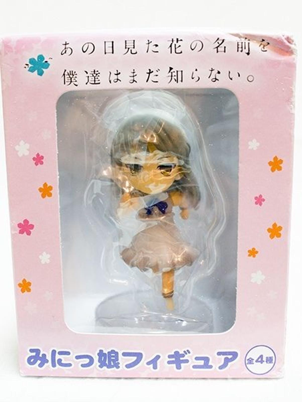 Anohana Yukiatsu Atsumu Matsuyuki Menma ver. Mini Figure Taito Flower We Saw That Day JAPAN ANIME