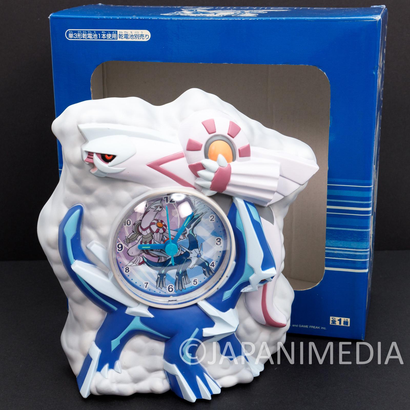 RARE! Pokemon Palkia & Dialga Alarm Clock Pocket Monsters JAPAN ANIME MANGA