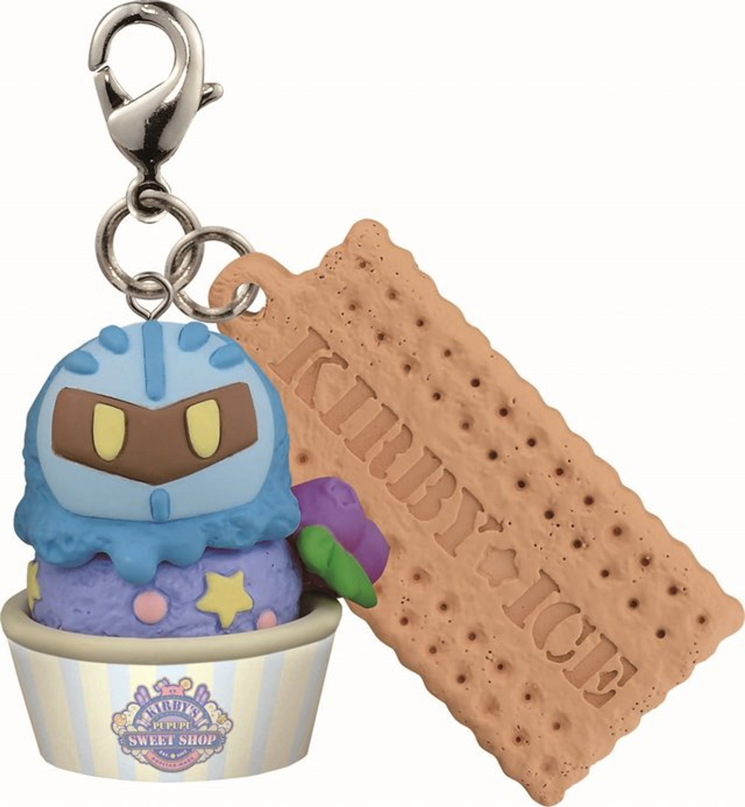 Kirby Super Star Figure Mascot Meta Knight Ice Cream Series JAPAN GAME