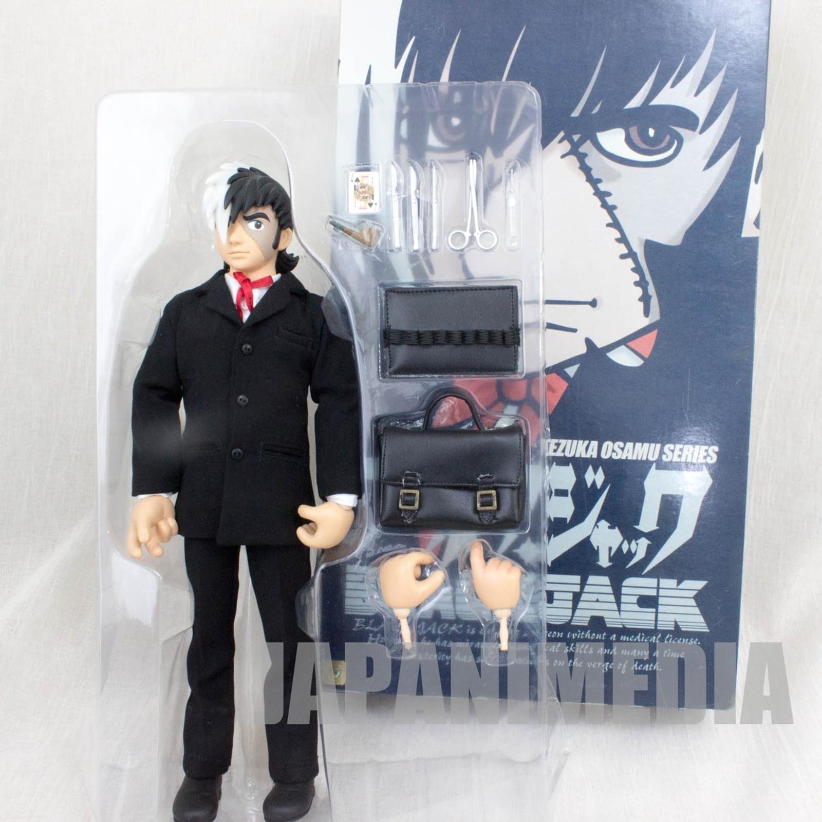 Black Jack Action Figure 1/6 Scale Tezuka Osamu Series 001 JAPAN ANIME MANGA