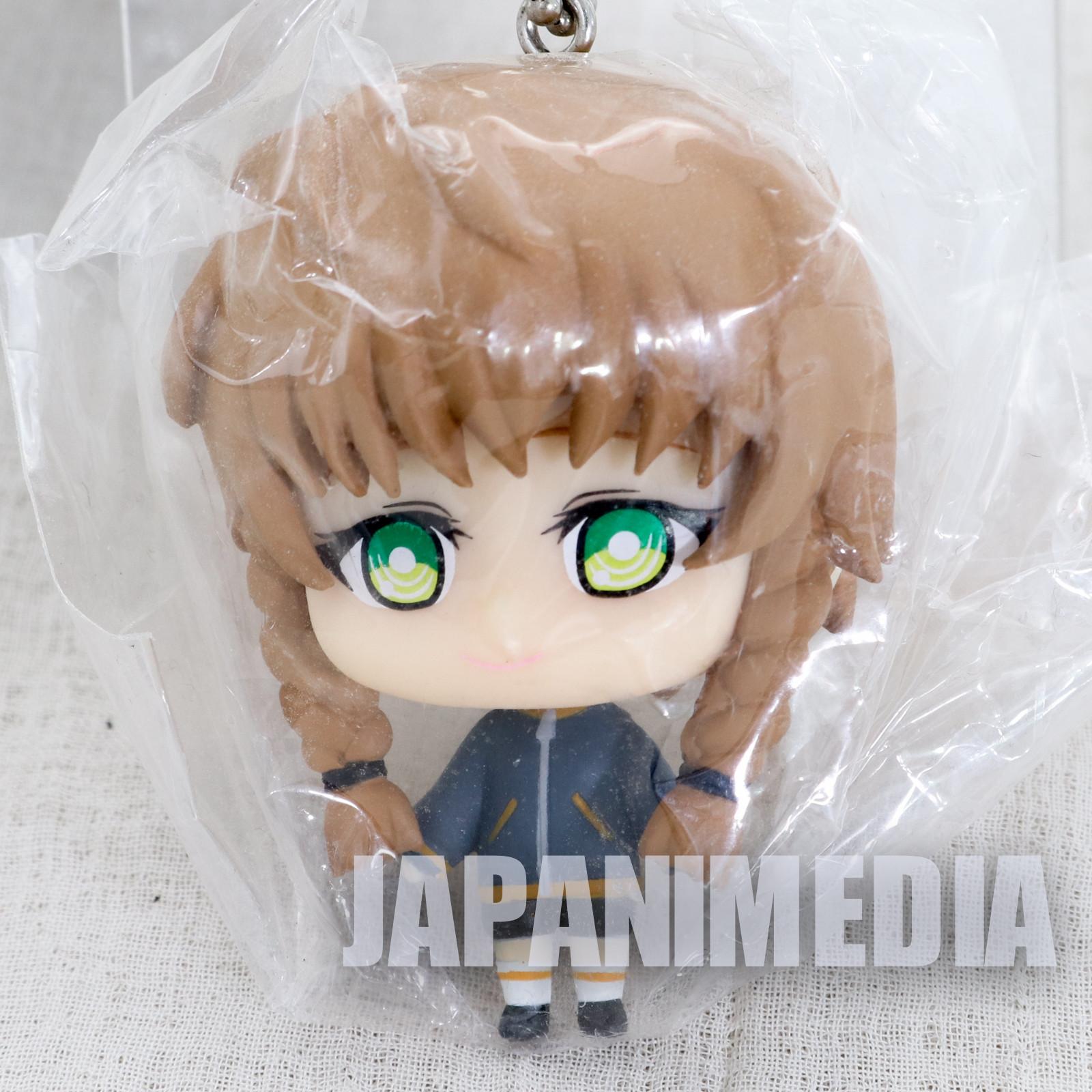 Steins ; Gate Suzuha Amane Kyun Chara Mini Figure Ball Chain JAPAN ANIME 2