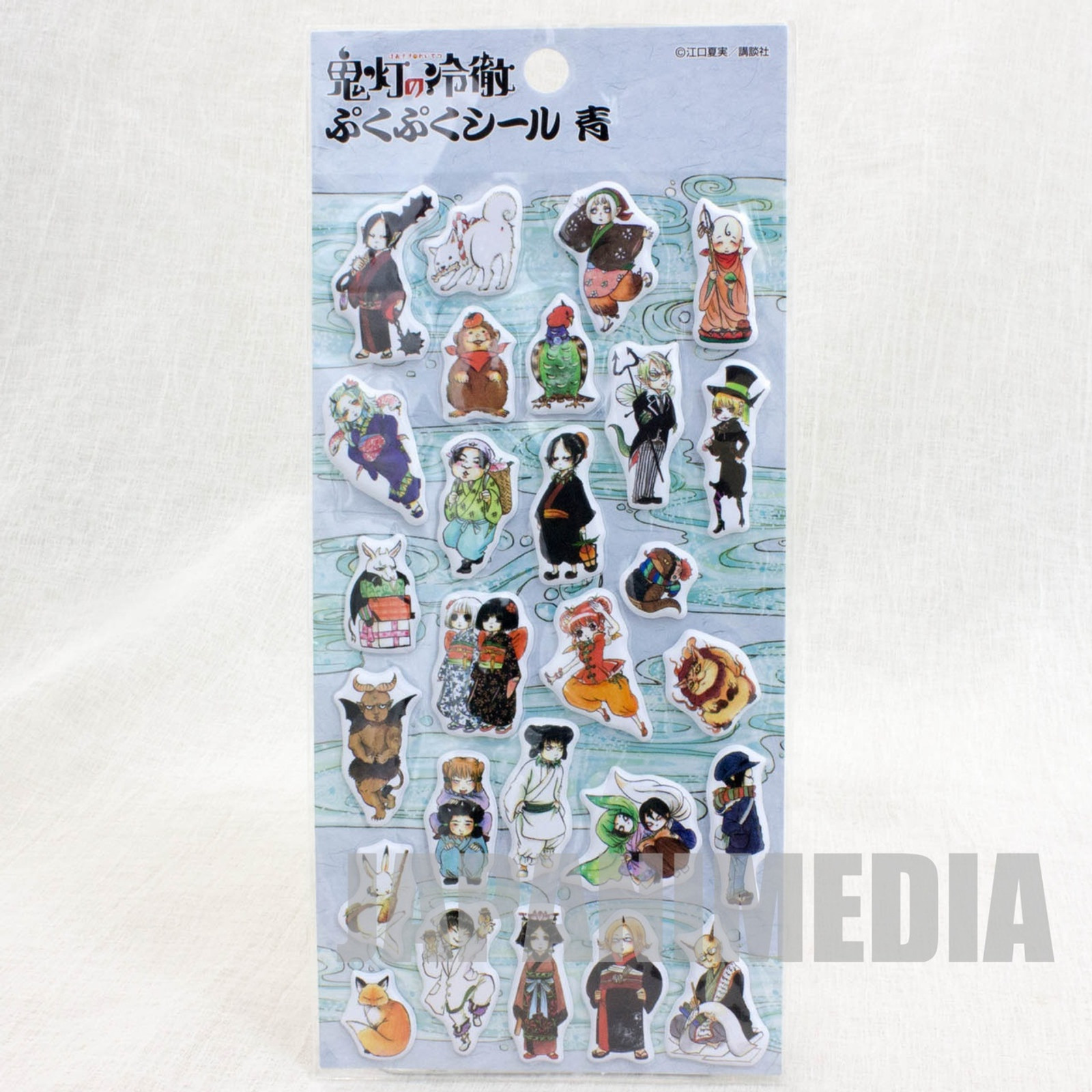 Hozuki no Reitetsu Sticker Set JAPAN ANIME MANGA