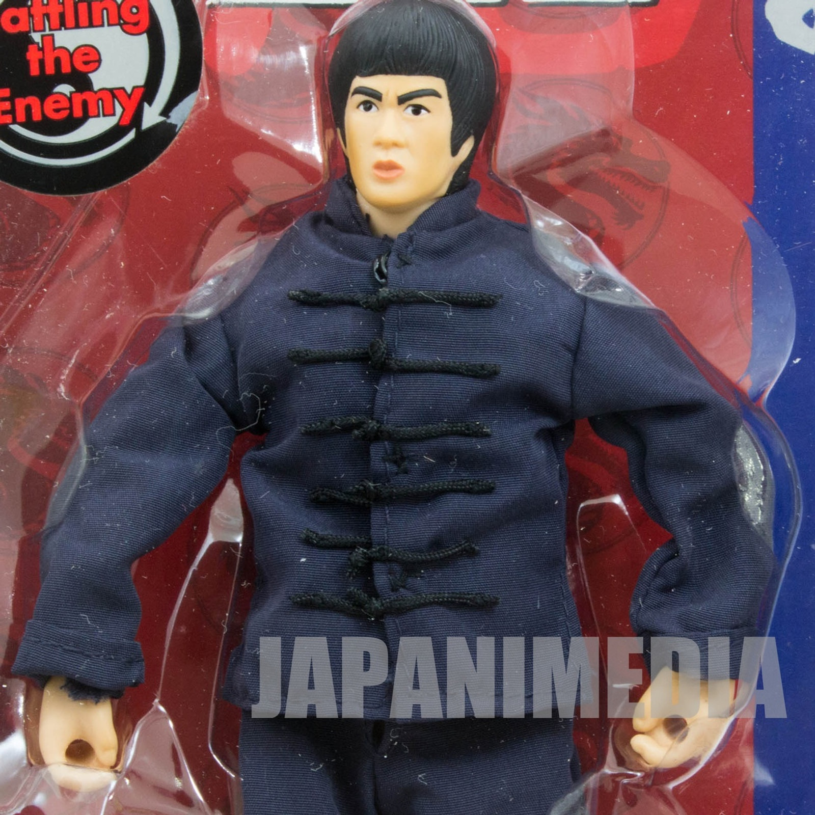 BRUCE LEE Miracle Action Figure Medicom Toy JAPAN KUNG FU MOVIE