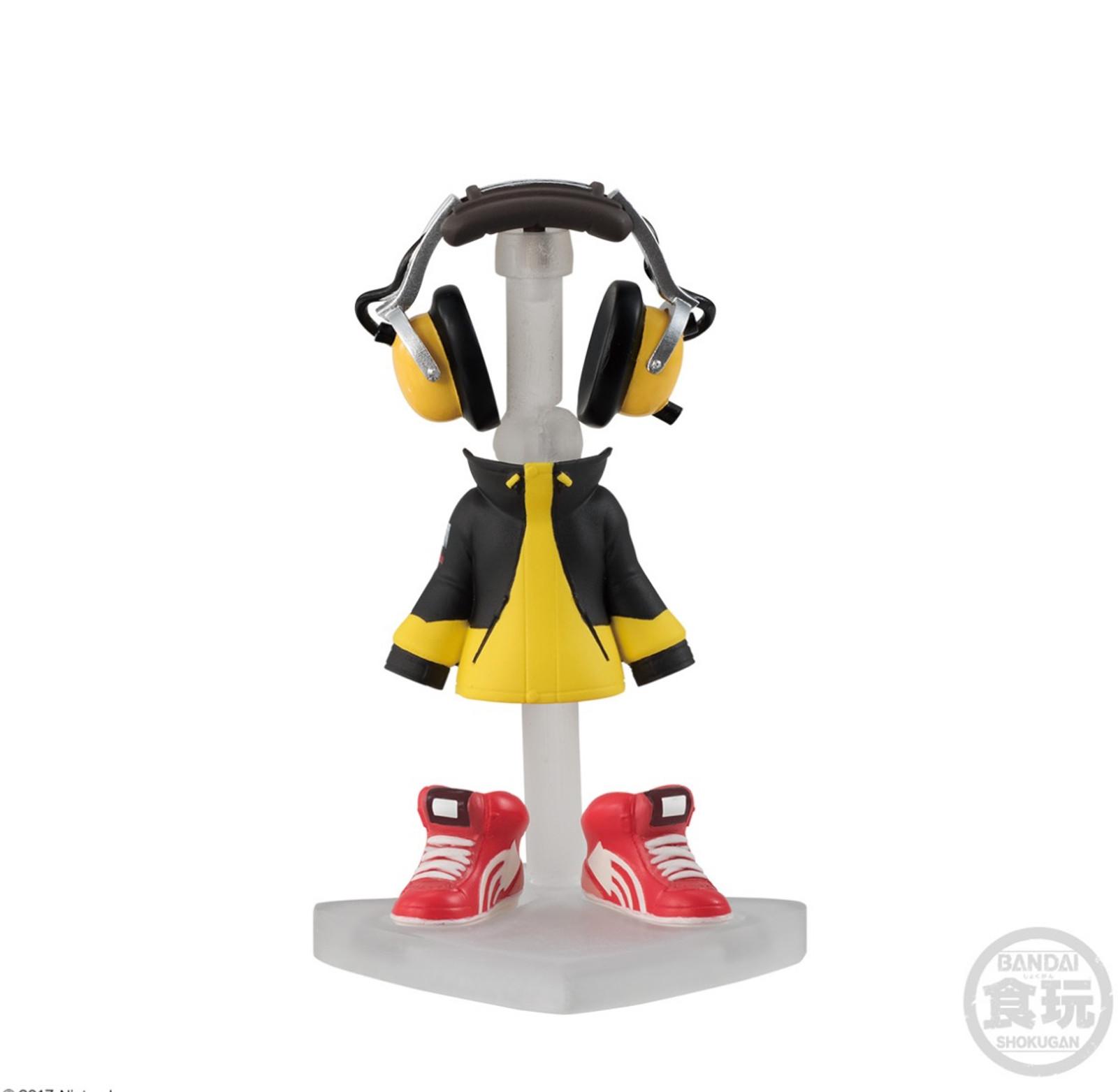 Splatoon 2 Dress-up Figure Gear Collection GEAR Set #4 JAPAN Nintendo Switch