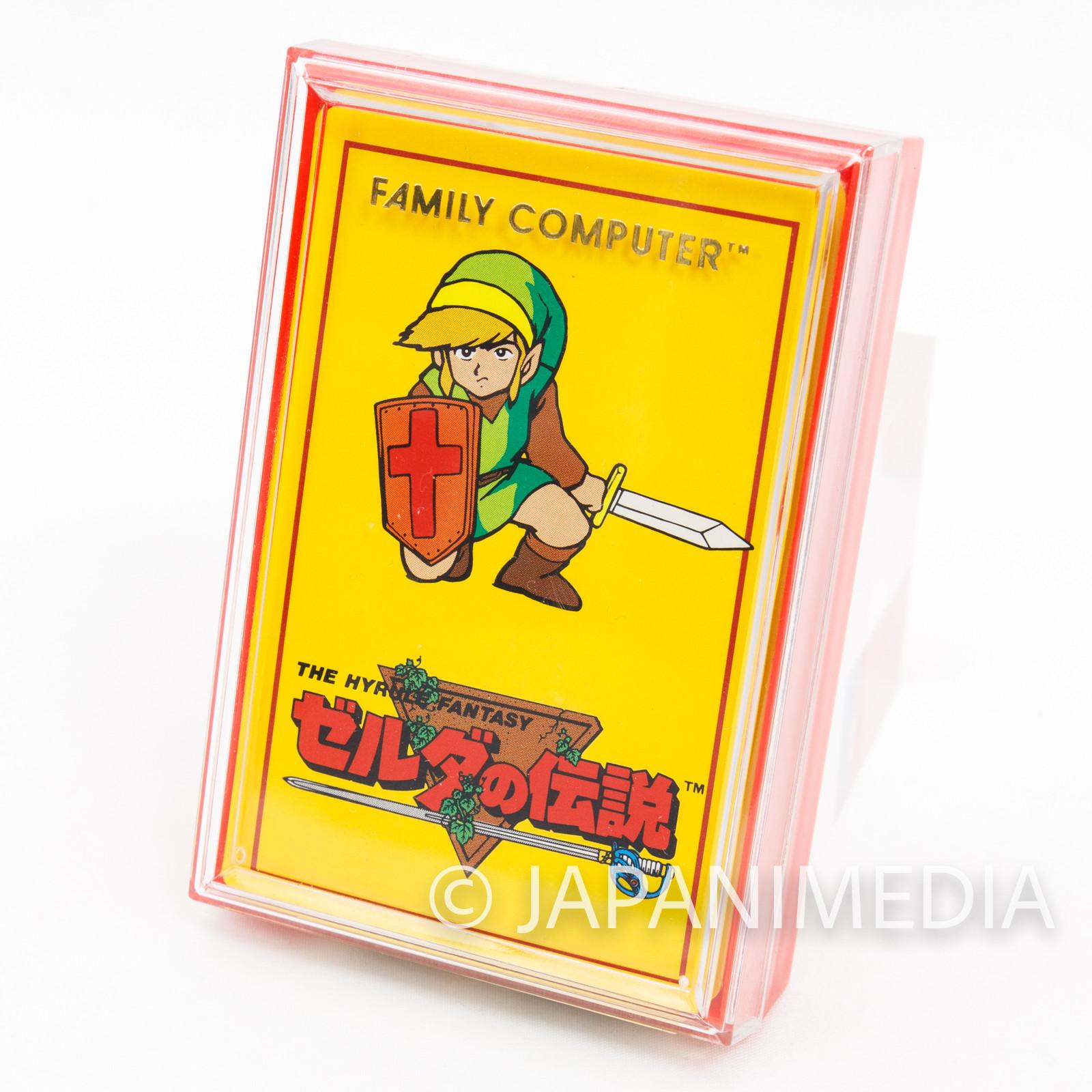 RARE! The Legend of Zelda Playing Cards Trump Nintendo JAPAN FAMICOM NES