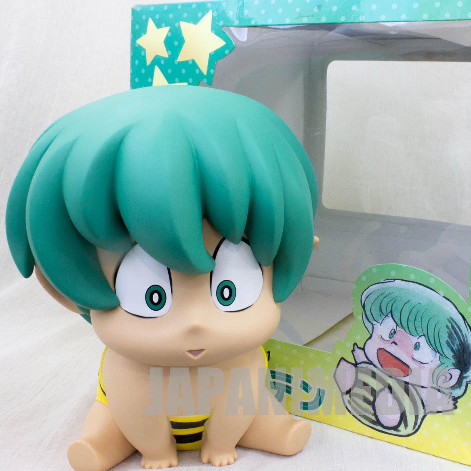 Urusei Yatsura TEN Chan 1/1 Scale Big Soft Vinyl Figure DIve JAPAN ANIME MANGA