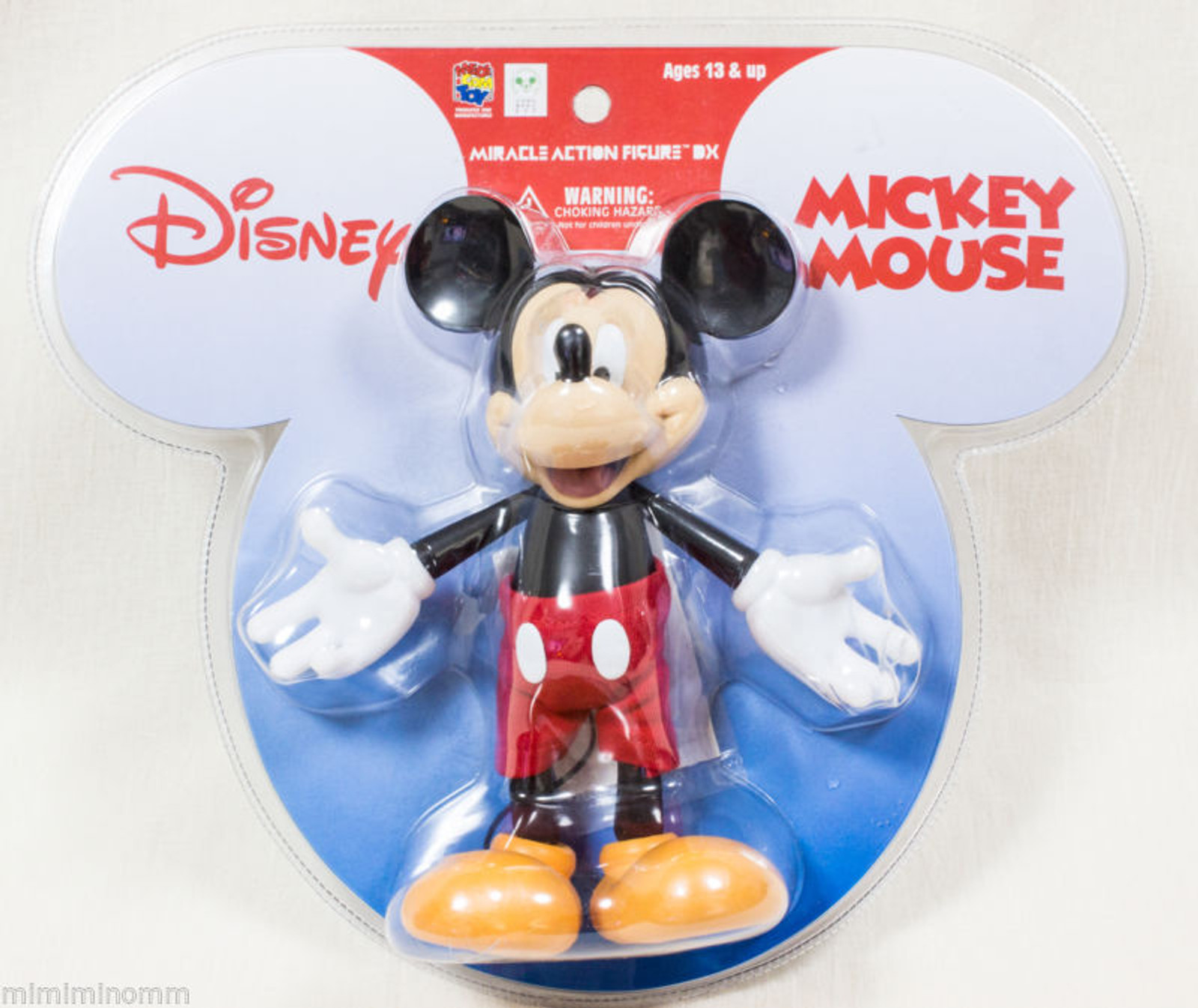 Disney Mickey Mouse Miracle Action Figure DX Medicom Toy JAPAN ANIME