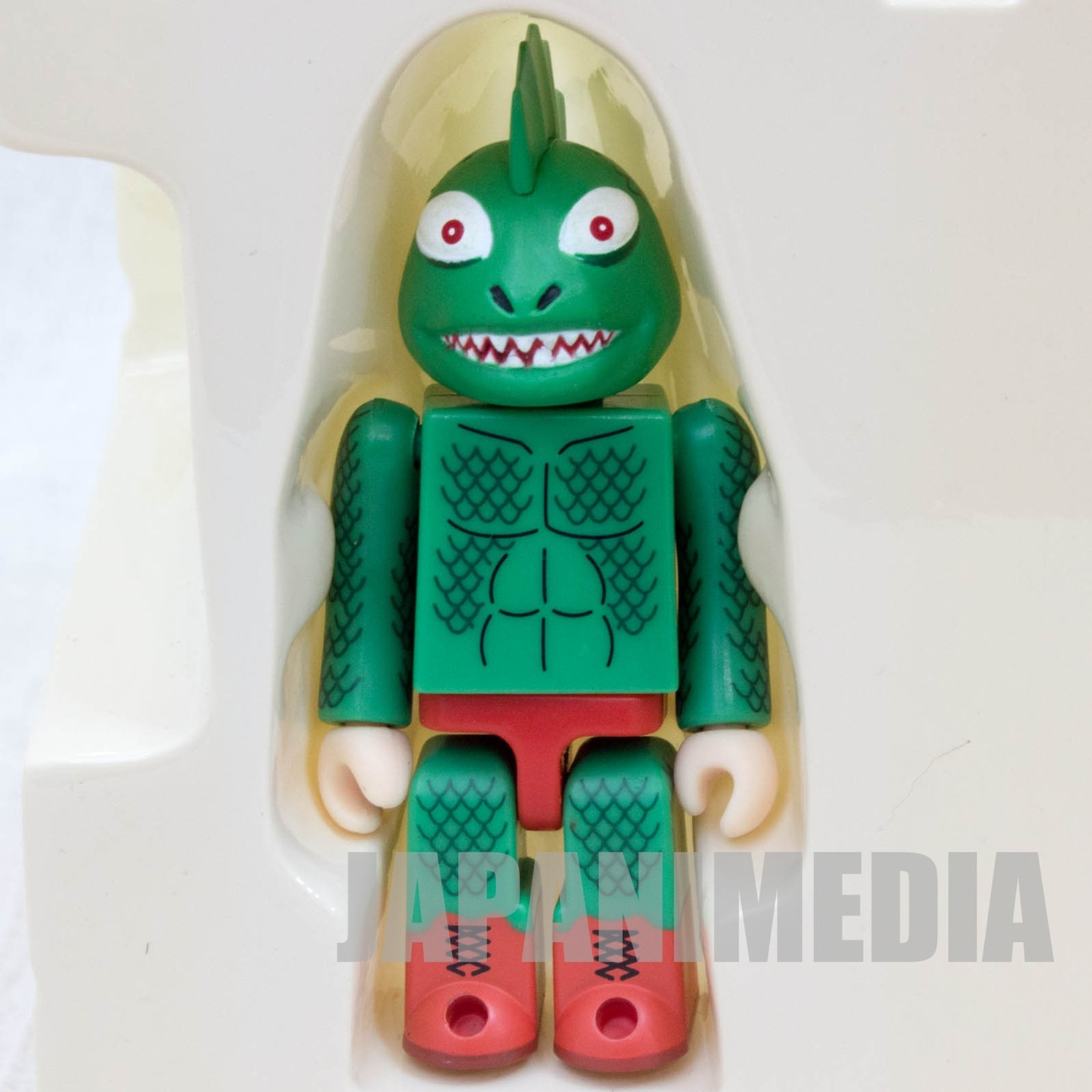 Tiger Mask Series 1 Piranhan Kubrick Medicom Toy JAPAN FIGURE ANIME