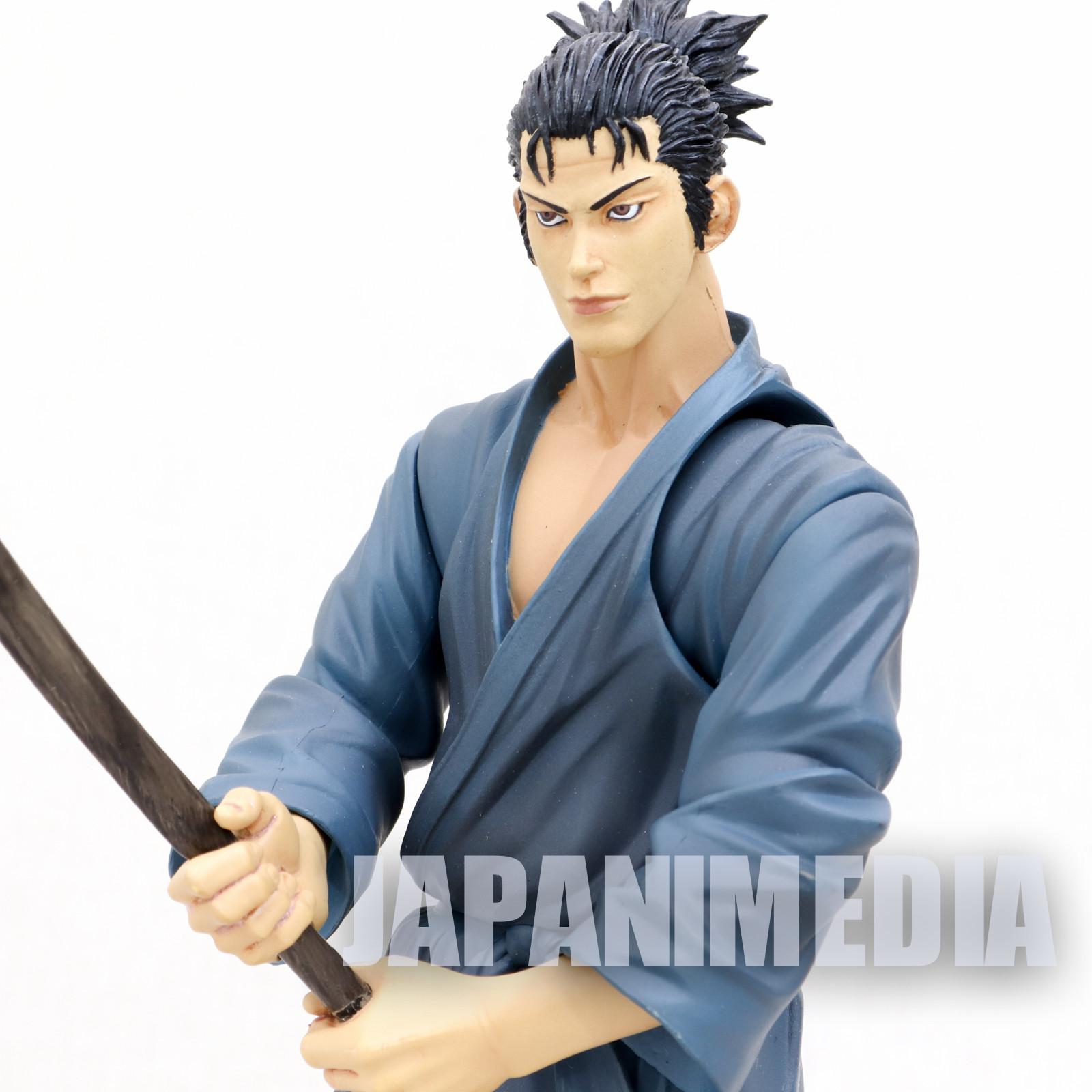 Vagabond Action figure Series #1 Musashi Miyamoto Fewture Takehiko Inoue JAPAN