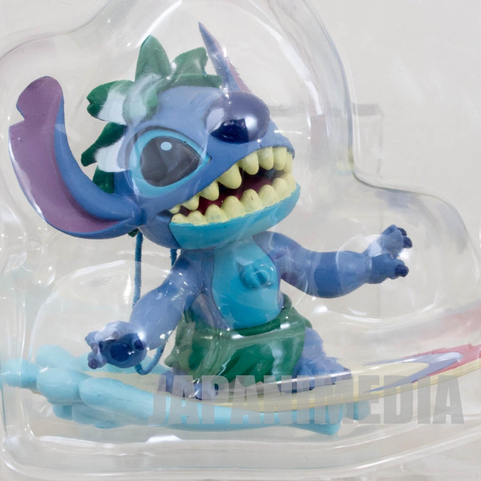 Disney Stitch Ornament surfing ver. Find Stitch Hana Hou!! Figure JAPAN ANIME