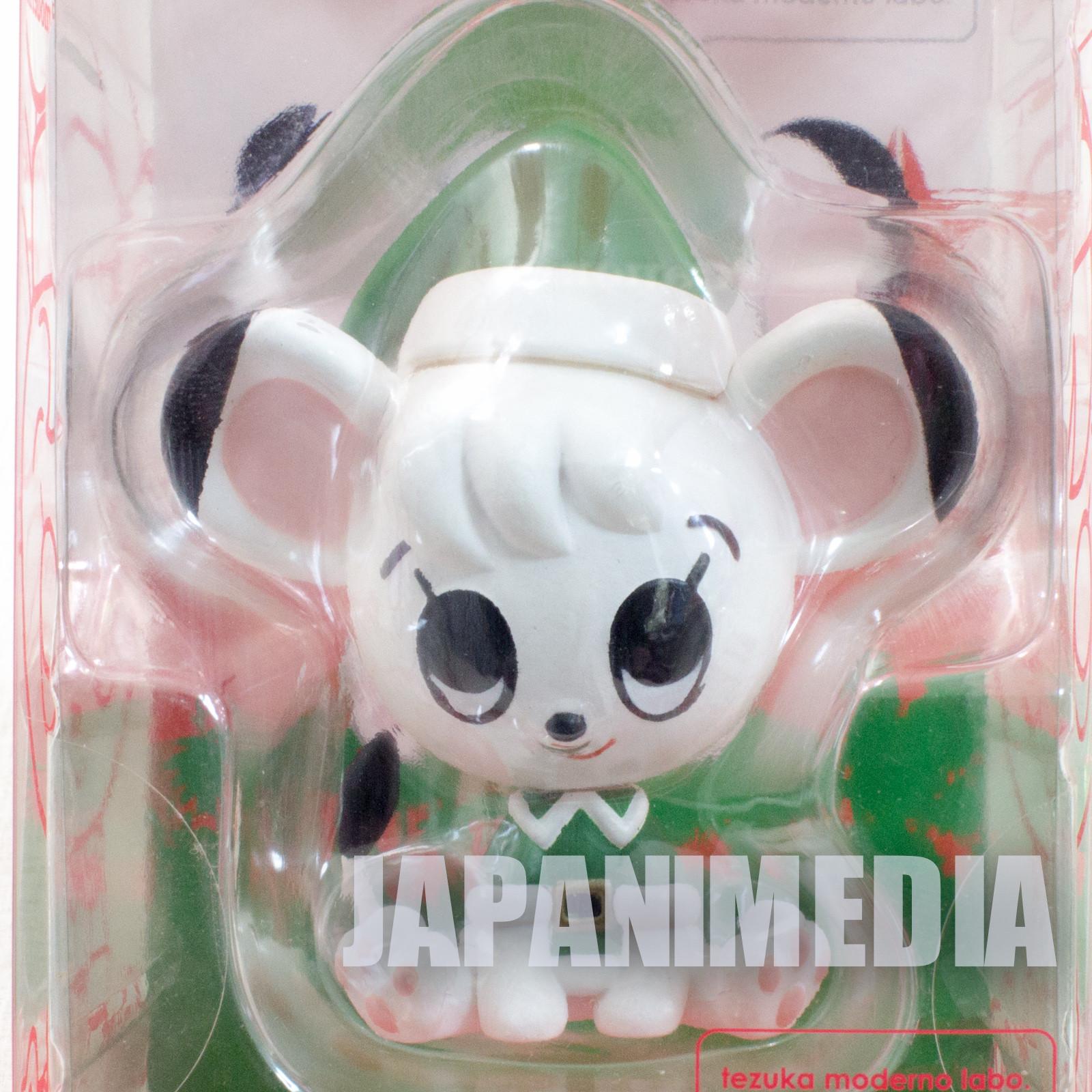 Jungle Emperor LEO Green Santa Moderno Labo Figure Tezuka Osamu Organic JAPAN