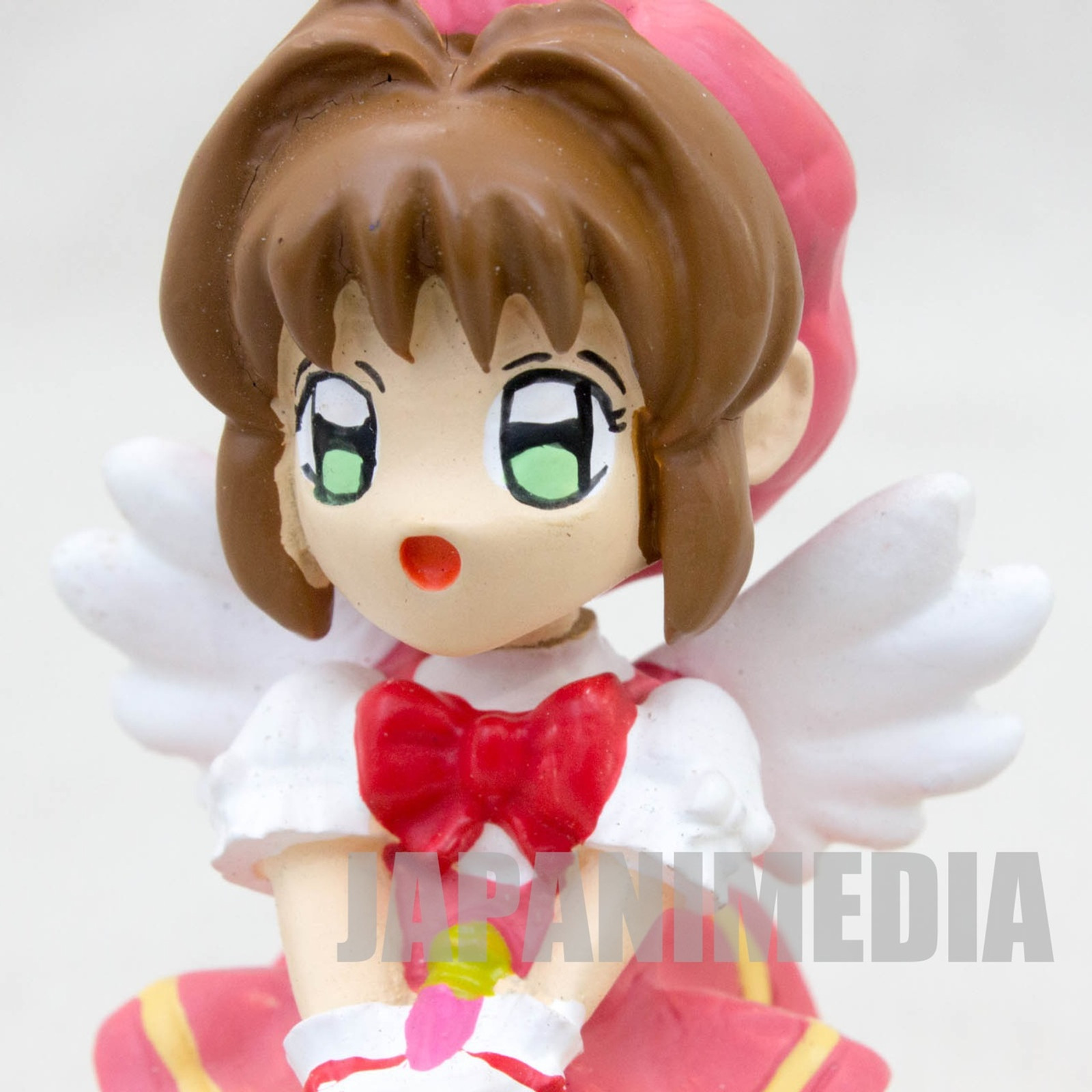Cardcaptor Sakura Polystone Figure Battle Uniform Ver. CLAMP JAPAN ANIME MANGA