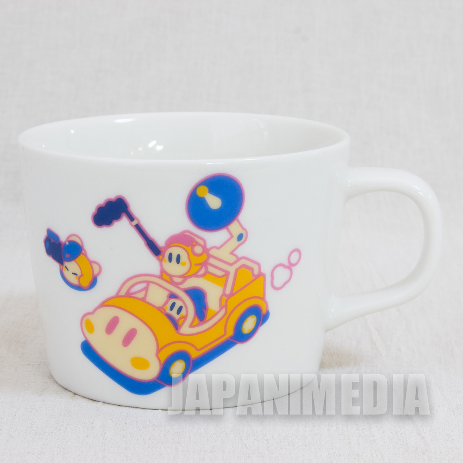 Kirby Super Star Mug Waddle Dee Lawson 25th Limited JAPAN GAME NINTNEDO