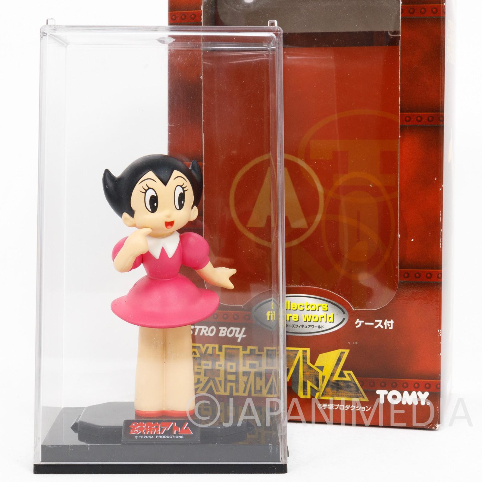 Astro Boy Atom Uran A04 Collectors Figure World Tezuka JAPAN ANIME MANGA