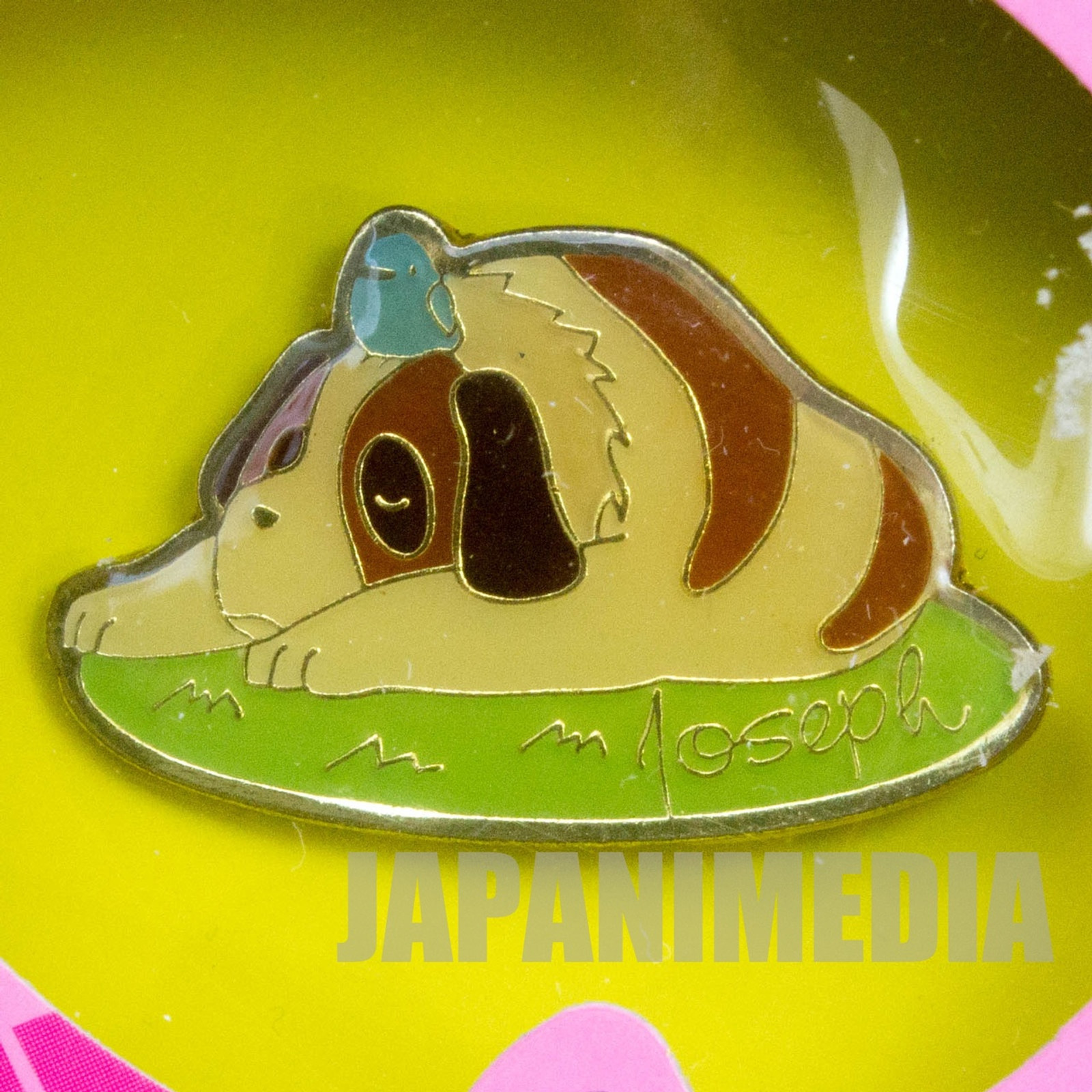 Heidi Girl of the Alps Cute Pins Kabaya JAPAN ANIME #15