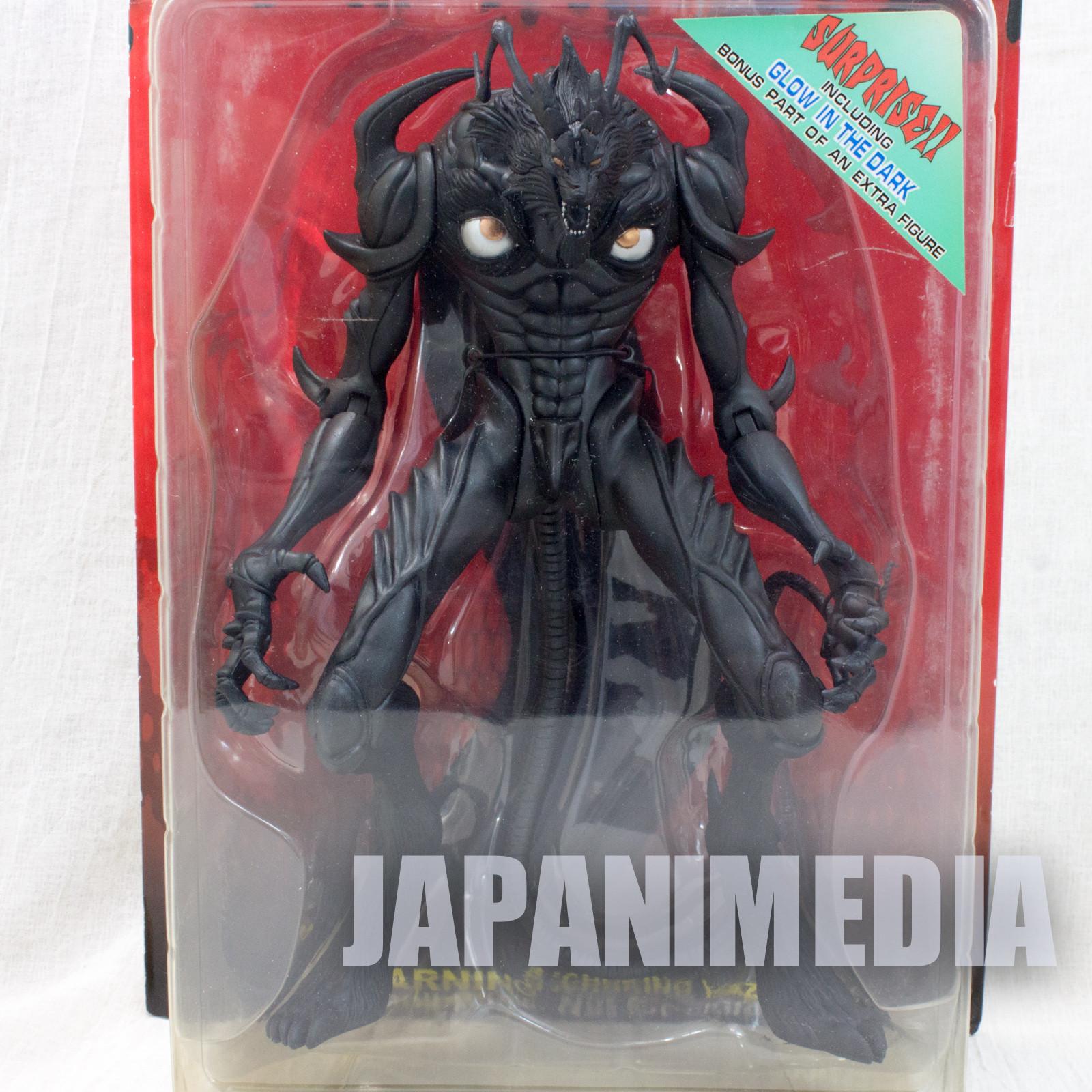 Devilman ZANNIN Action Figure Black Ver. Fewture JAPAN ANIME MANGA