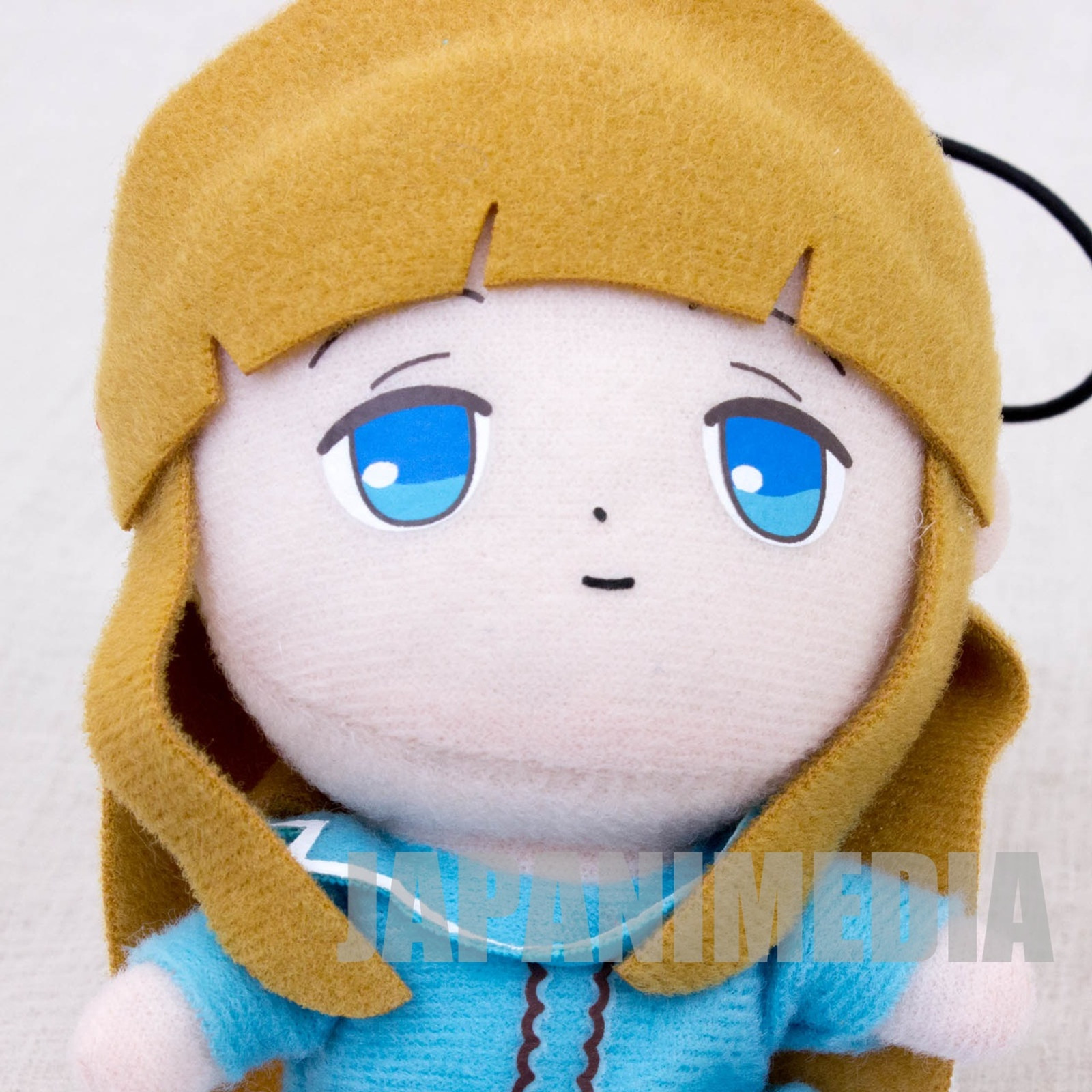 Magical Circle Guru Guru JuJu Mini Plush Doll Strap JAPAN ANIME MANGA