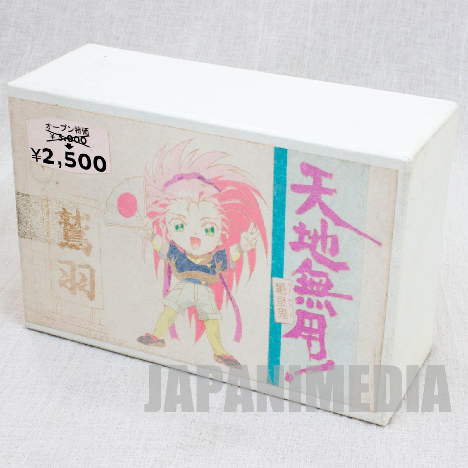 Tenchi Muyo! Ryo-ohki Washu Hakubi Model Kit JAPAN ANIME MANGA