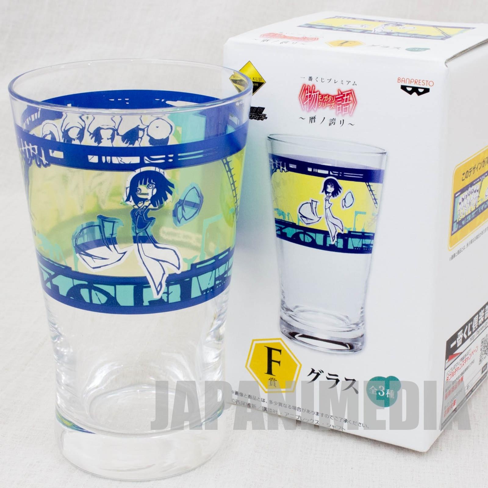 Monogatari Series Glass Banpresto [Nadeko Sengoku] JAPAN ANIME 2