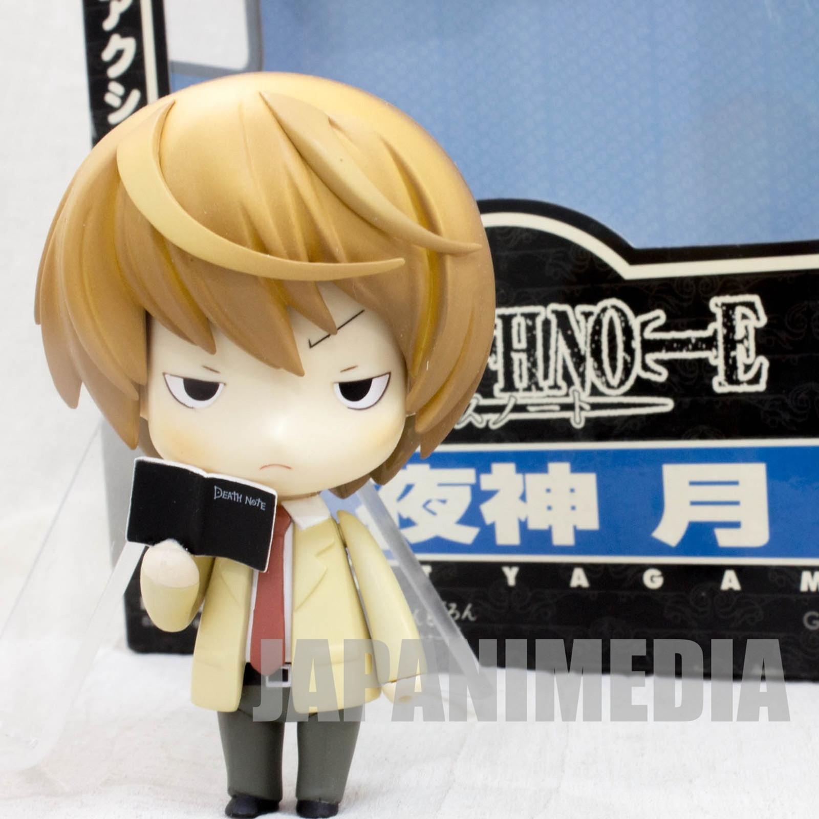 Death Note Light Yagami Figure Nendoroid JAPAN ANIME JUMP