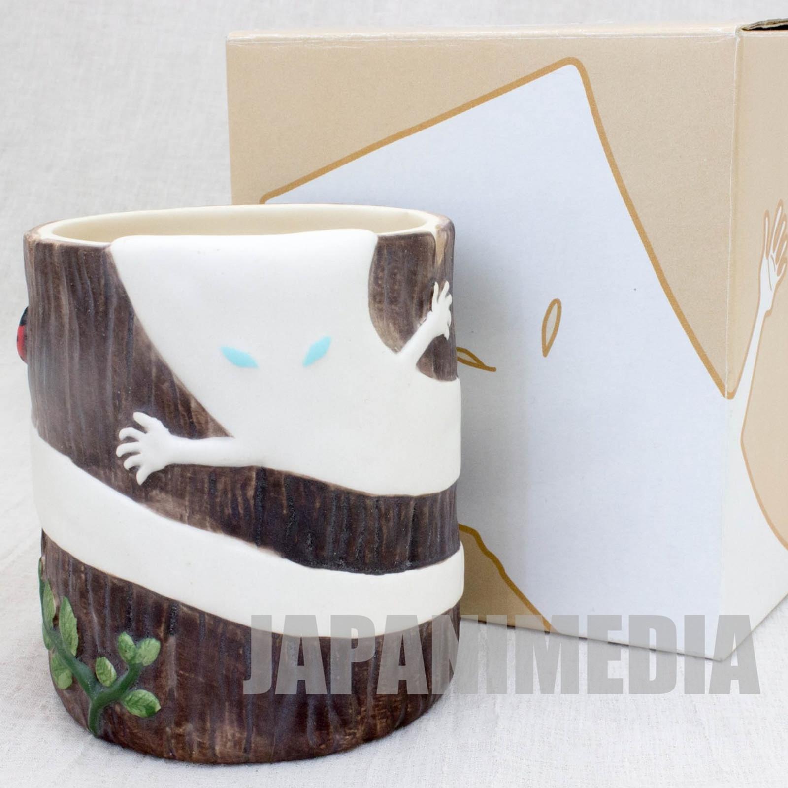 Gegege no Kitaro Yokai Ittan-momen Ceramics Mug JAPAN ANIME