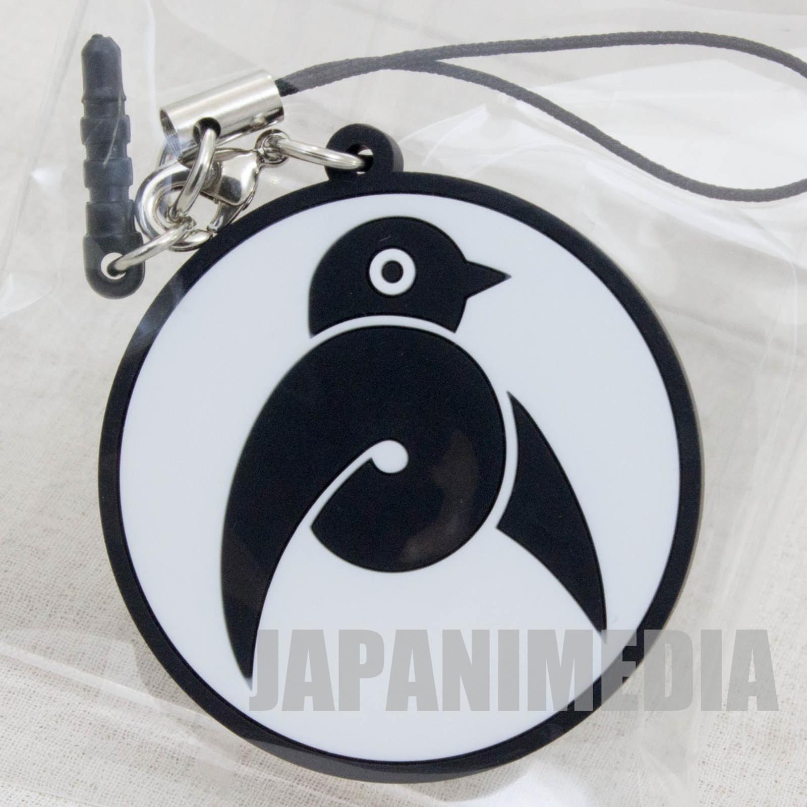 Summer Wars Jinnai Family Mark Mascot Rubber Strap JAPAN ANIME