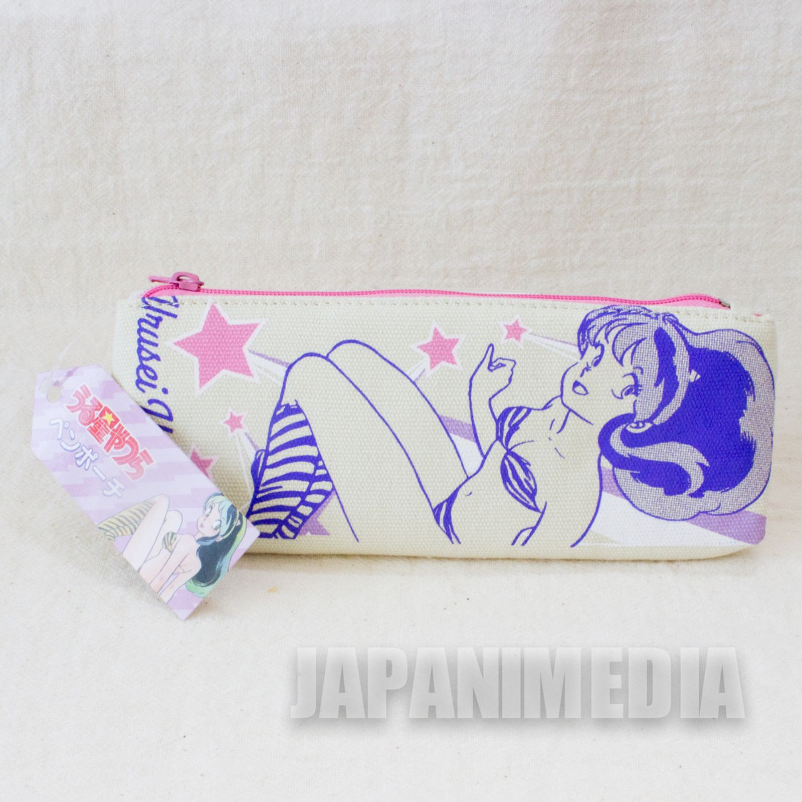 Urusei Yatsura LUM Pen Case Pouch Bag KD System JAPAN ANIME MANGA