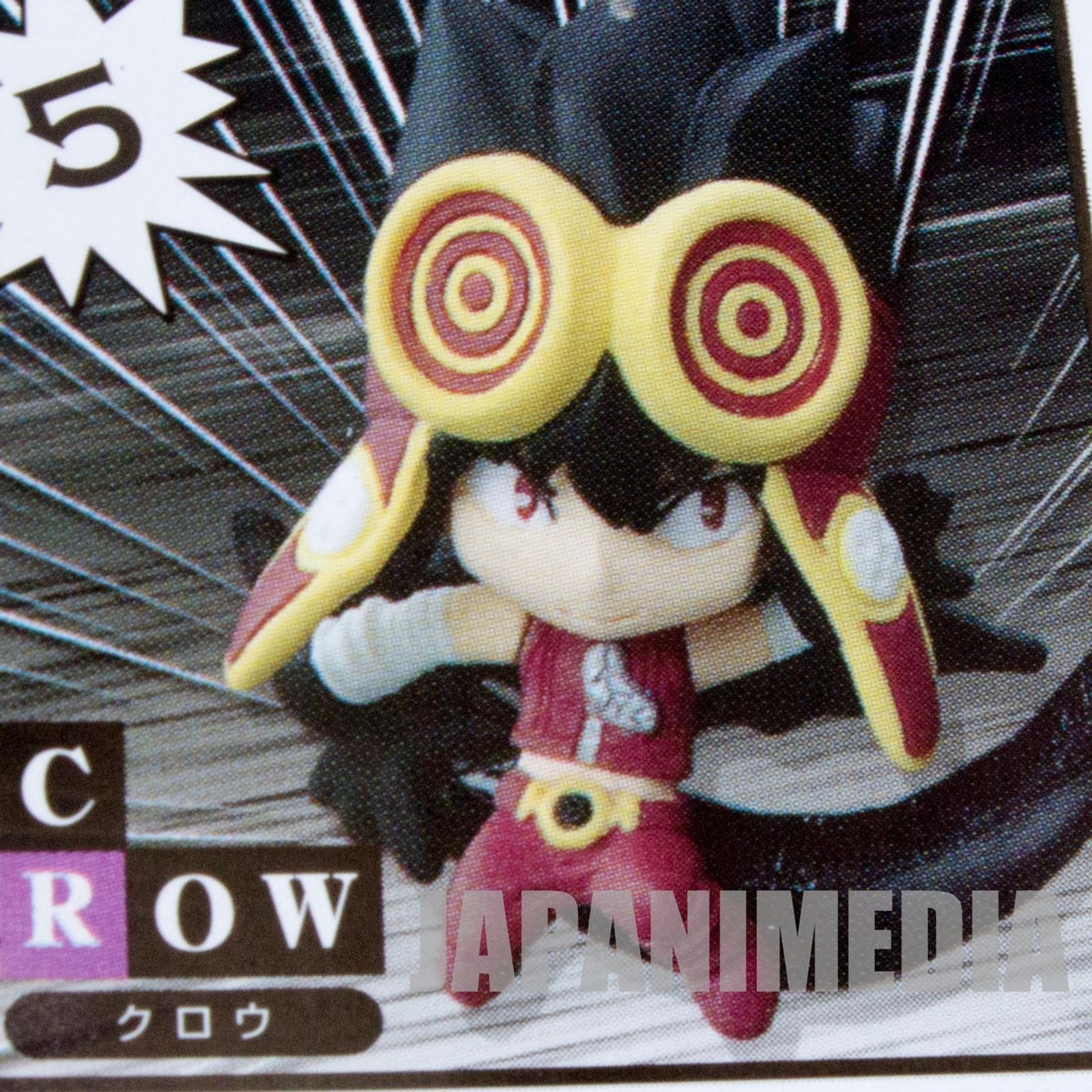 BAKUMAN CROW Figure Strap BANDAI JAPAN ANIME MANGA