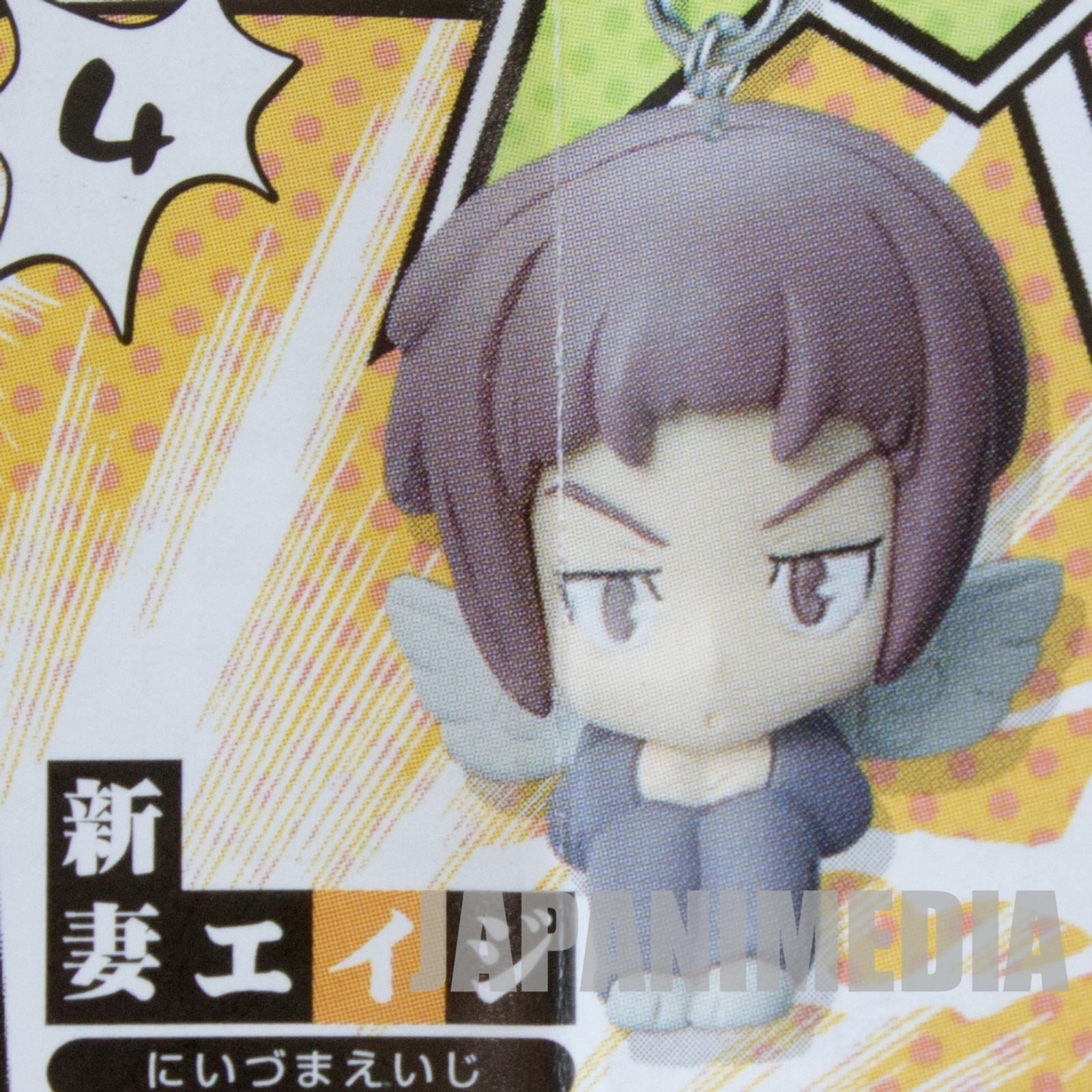 BAKUMAN Eiji Niizuma Figure Strap BANDAI JAPAN ANIME MANGA