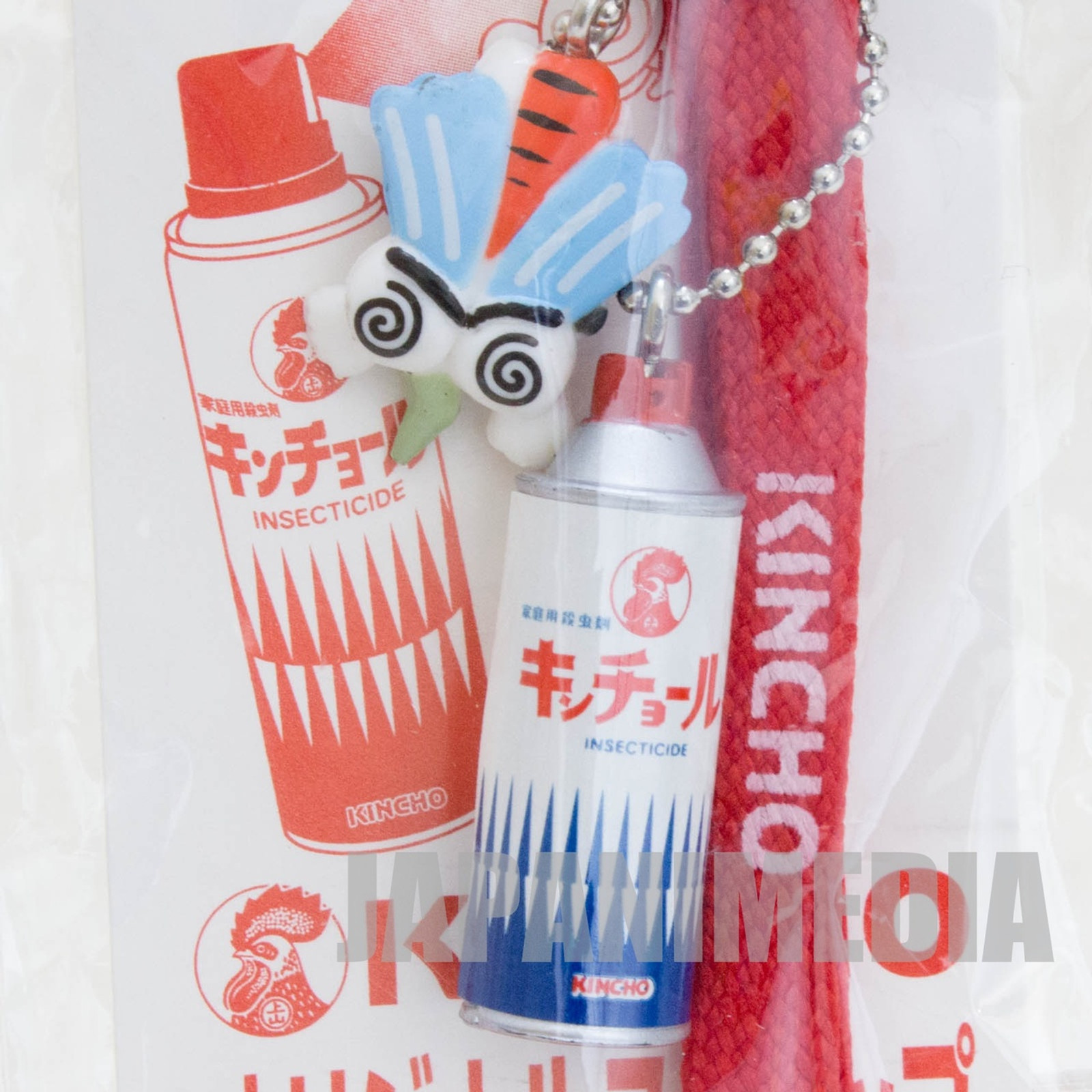 KINCHO Original Figure Strap JAPAN