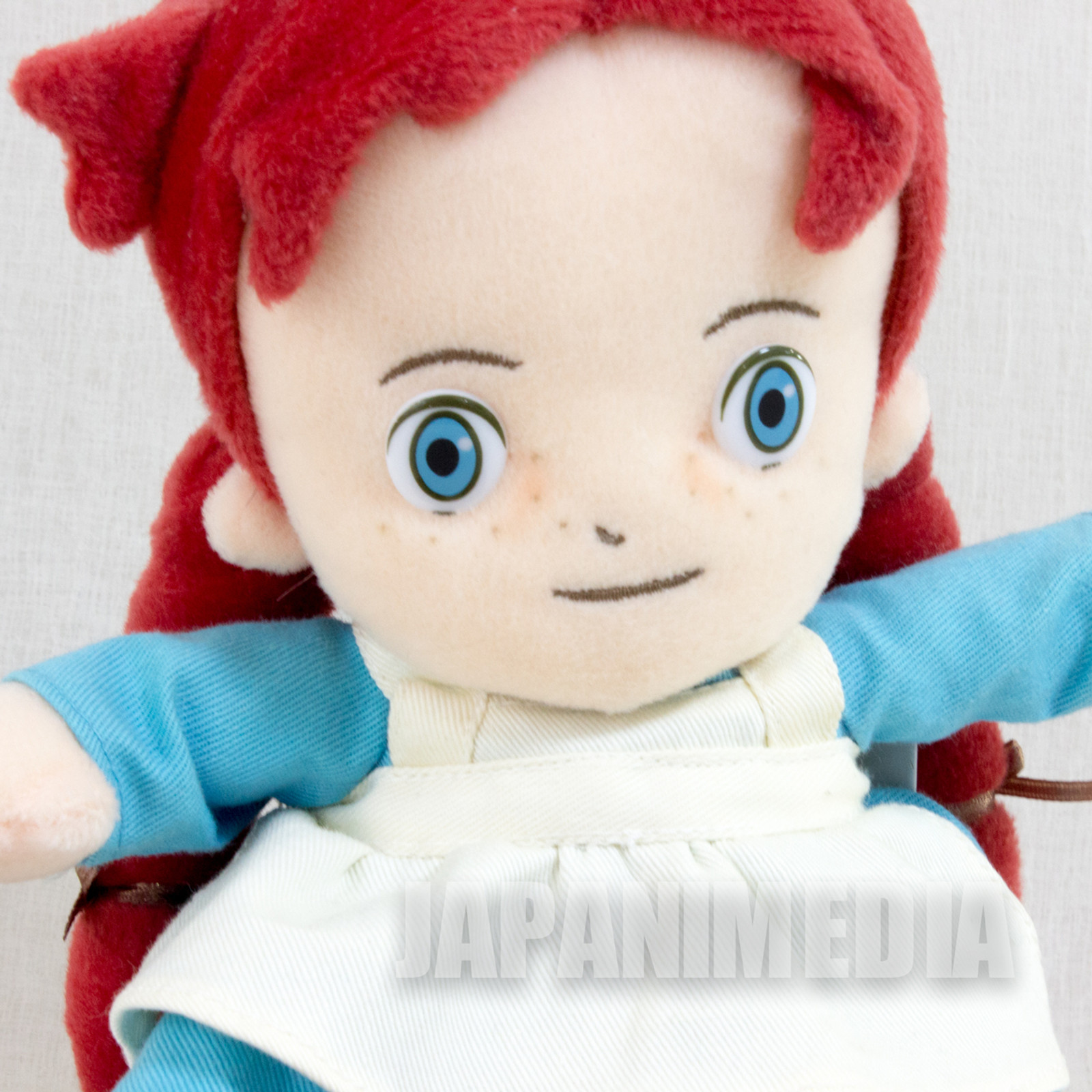 "Anne of Green Gables Plush Doll 8"" Akage no An Japanese Animation JAPAN ANIME"