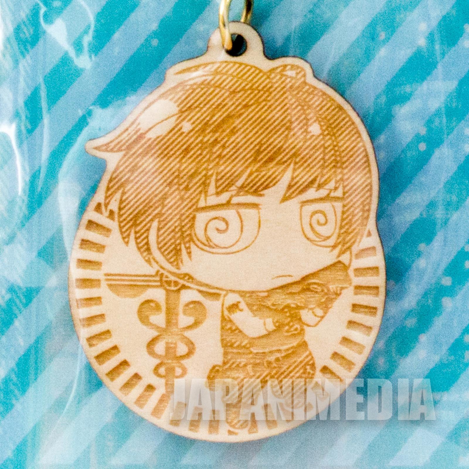 Psycho-Pass Akane Tsunemori Wooden Mascot Strap JAPAN ANIME MANGA