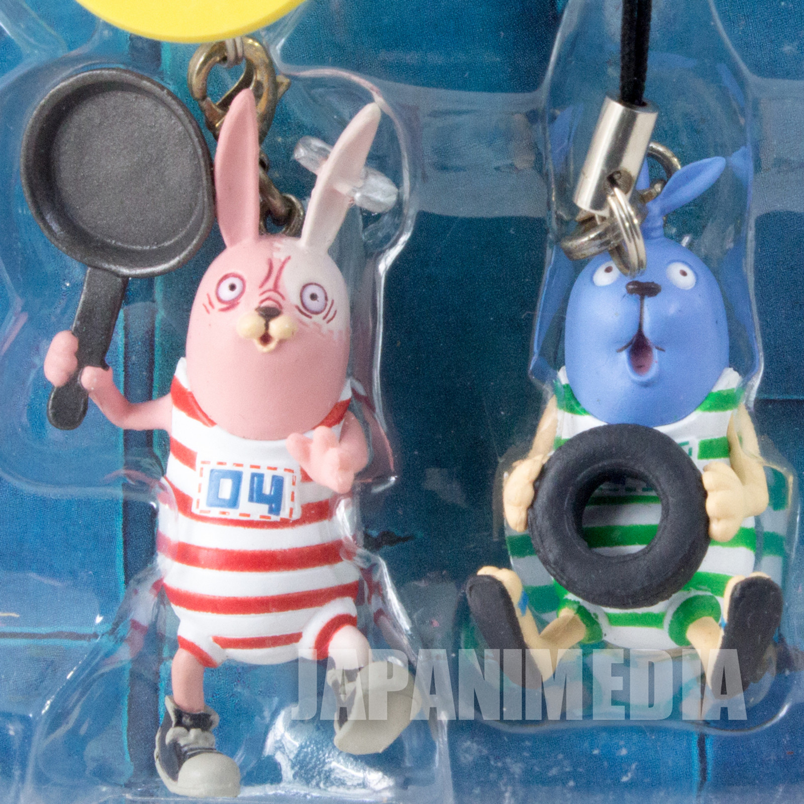 Usavich MTV Mascot Figure Mobile Strap Rabbit Dream Rush JAPAN ANIME MANGA 2