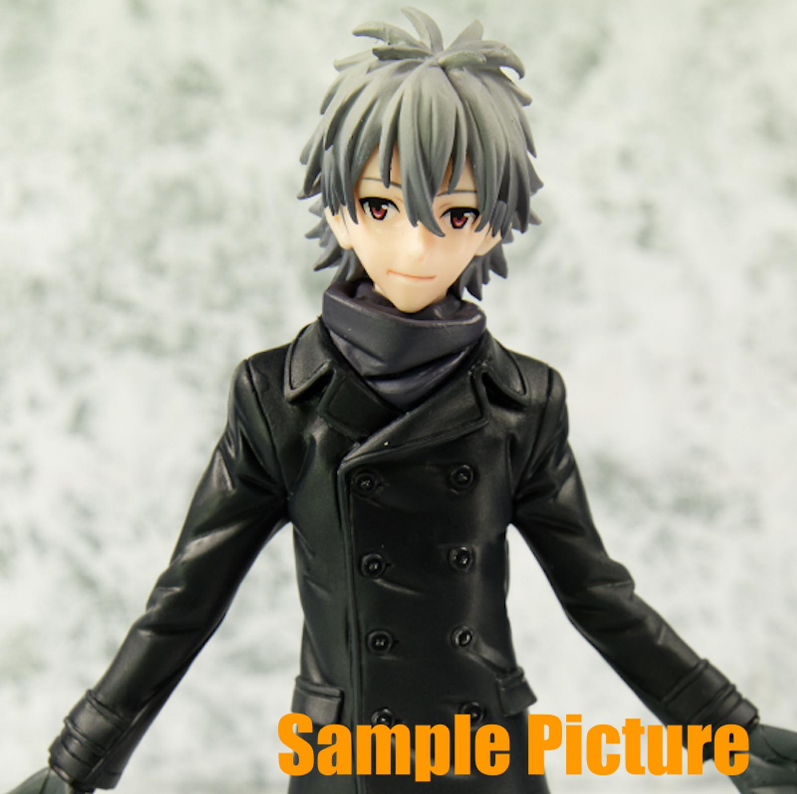 Evangelion Nagisa Kaworu Black Coat Premium Figure SEGA JAPAN ANIME
