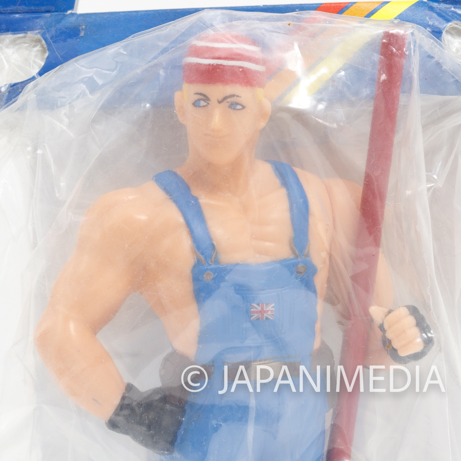 RARE! The King of Fighters '95 Billy Kane Collection Figure SEGA SNK JAPAN