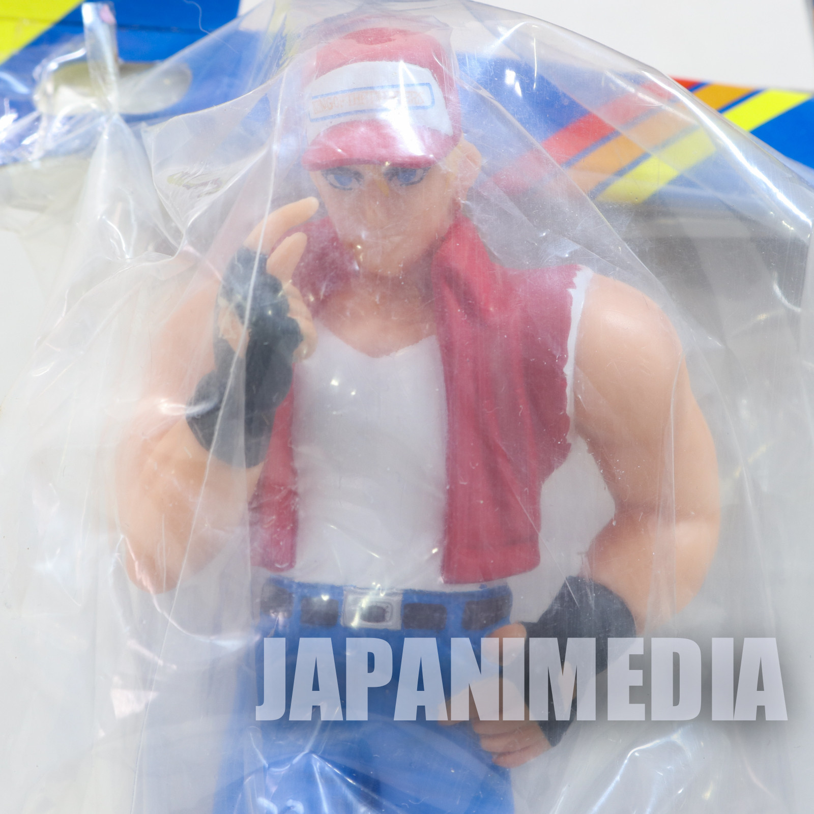 RARE! The King of Fighters '95 Terry Bogard Collection Figure SEGA SNK JAPAN