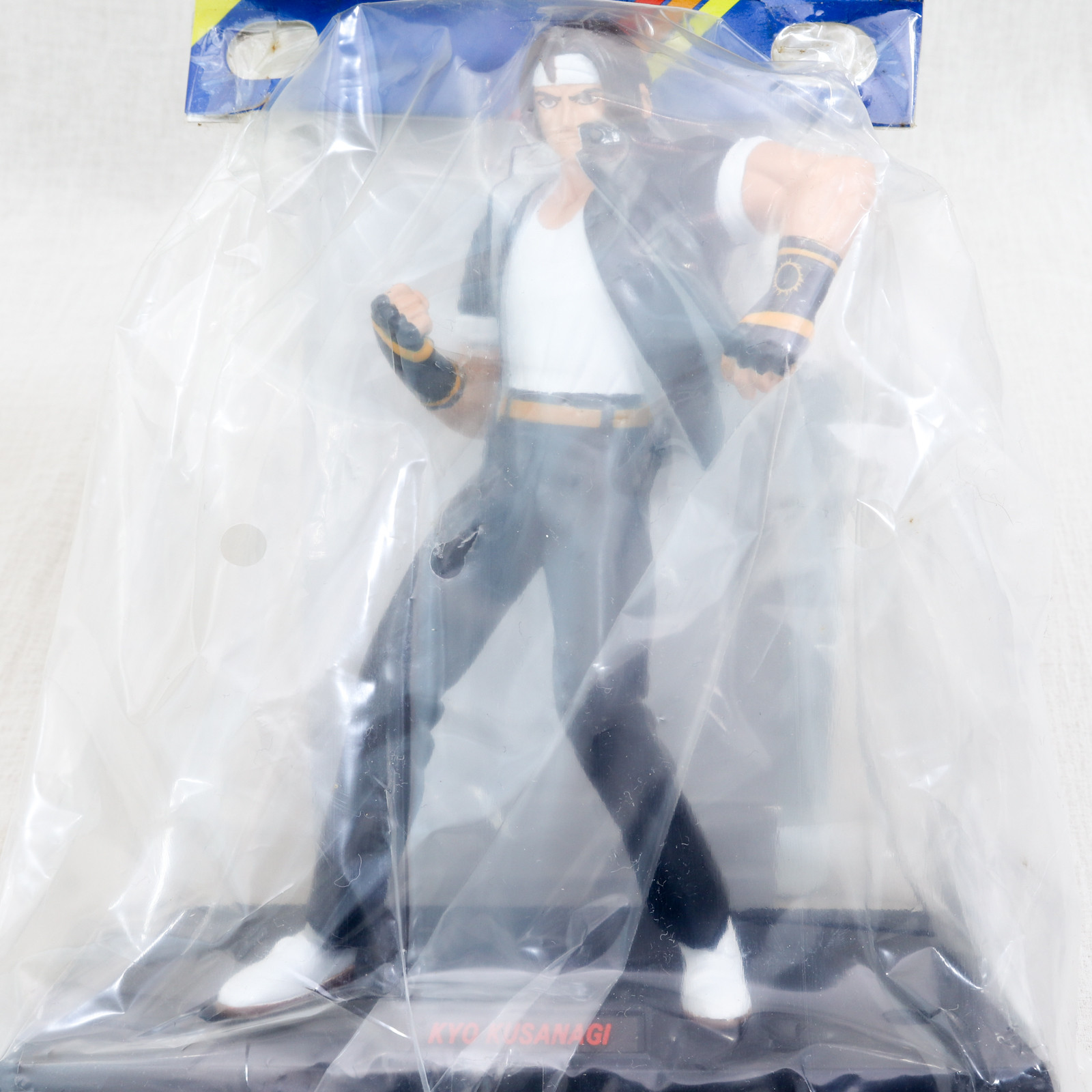 RARE! The King of Fighters '95 Kyo Kusanagi Collection Figure SEGA SNK JAPAN