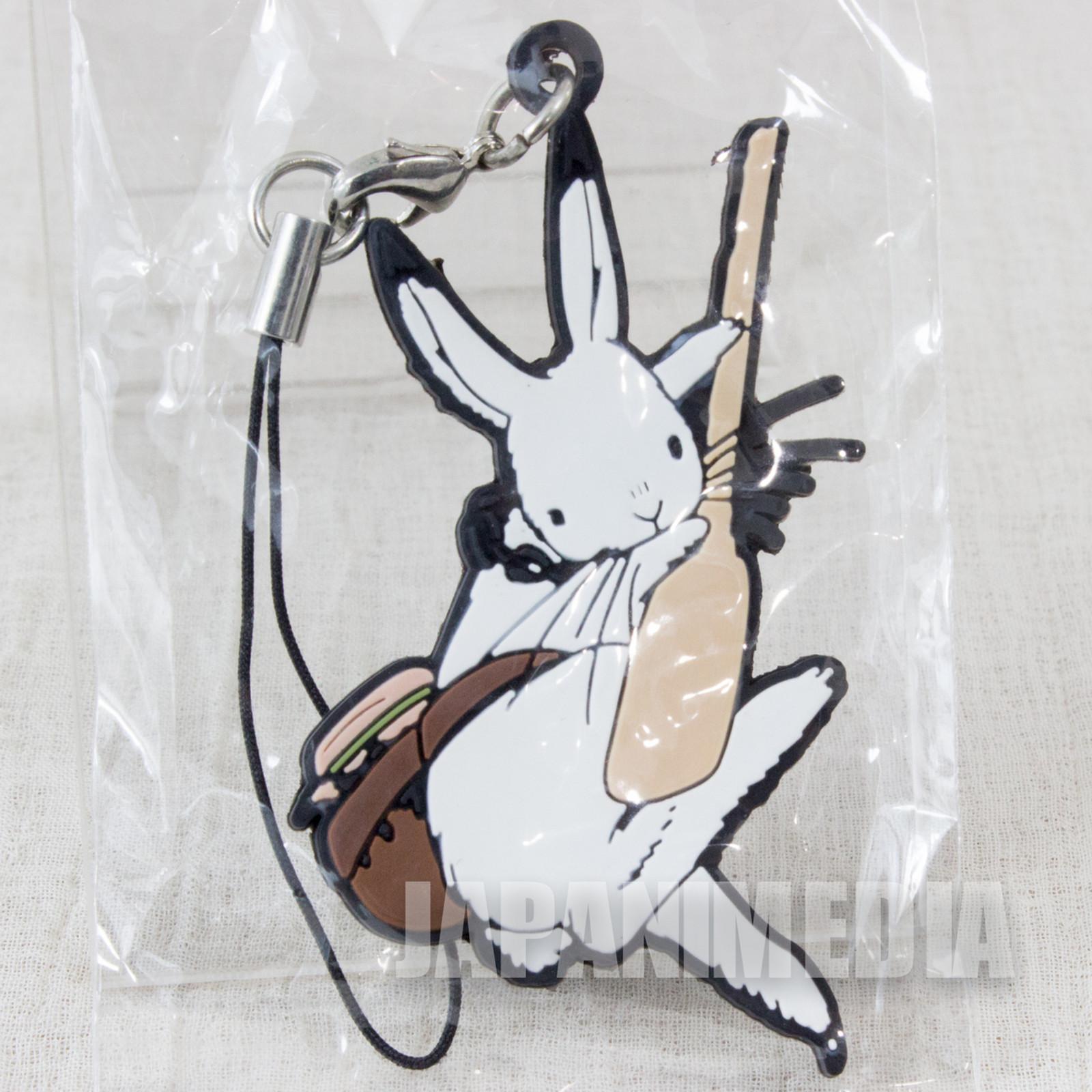 Hozuki no Reitetsu Karashi Rubber Mascot Strap Collection JAPAN ANIME MANGA