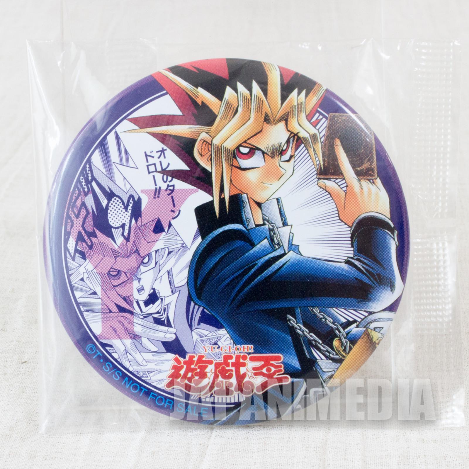 Yu-Gi-Oh! Yugi Muto (Dark Yugi) Button Badge JAPAN ANIME MANGA