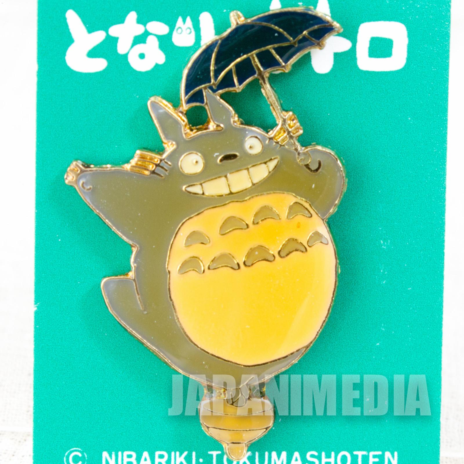 My Neighbor Totoro Pins #4 Ghibli Hayao Miyazaki JAPAN ANIME MANGA