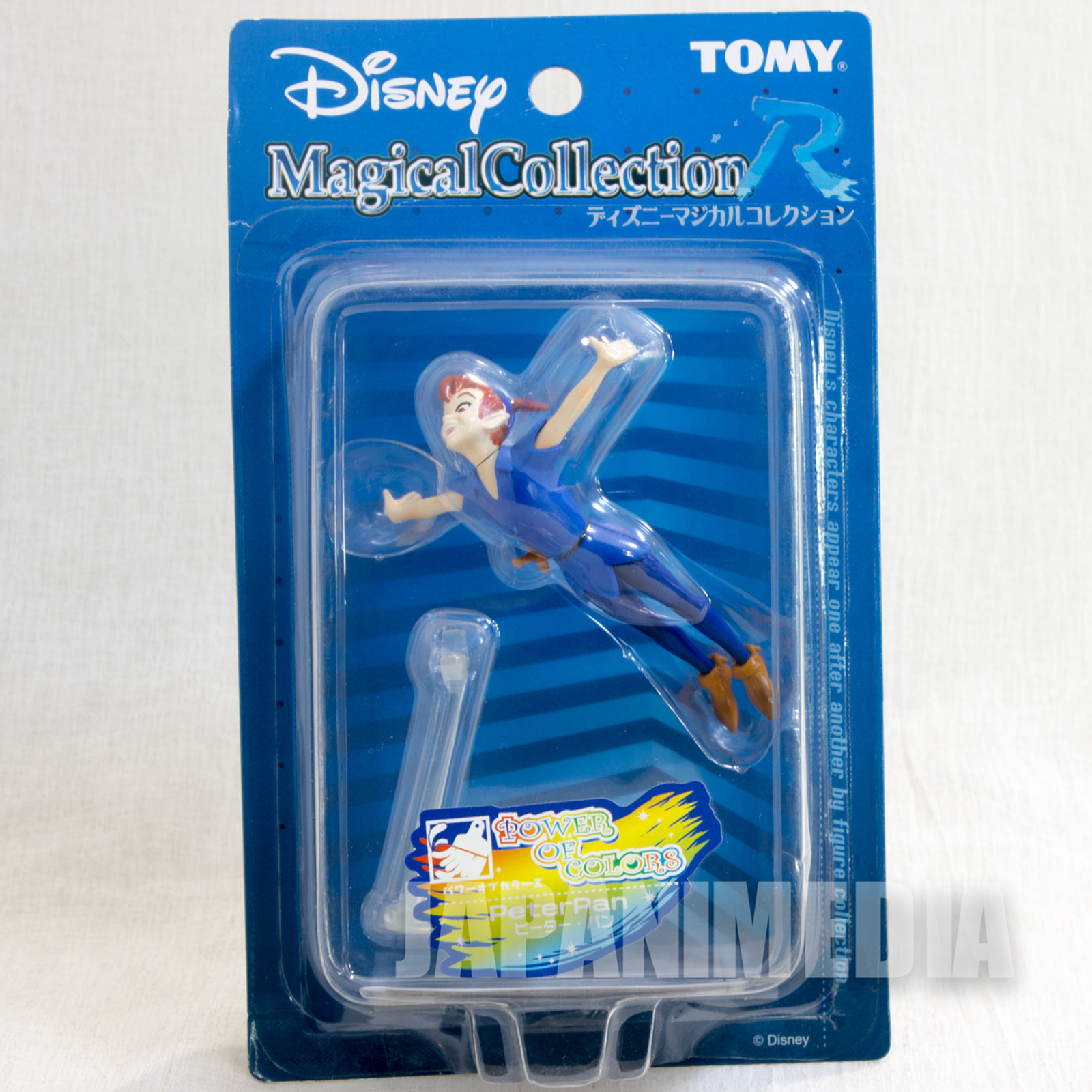 Peter Pan Disney Magical Collection R Figure (Power of Colors ver.) Tomy