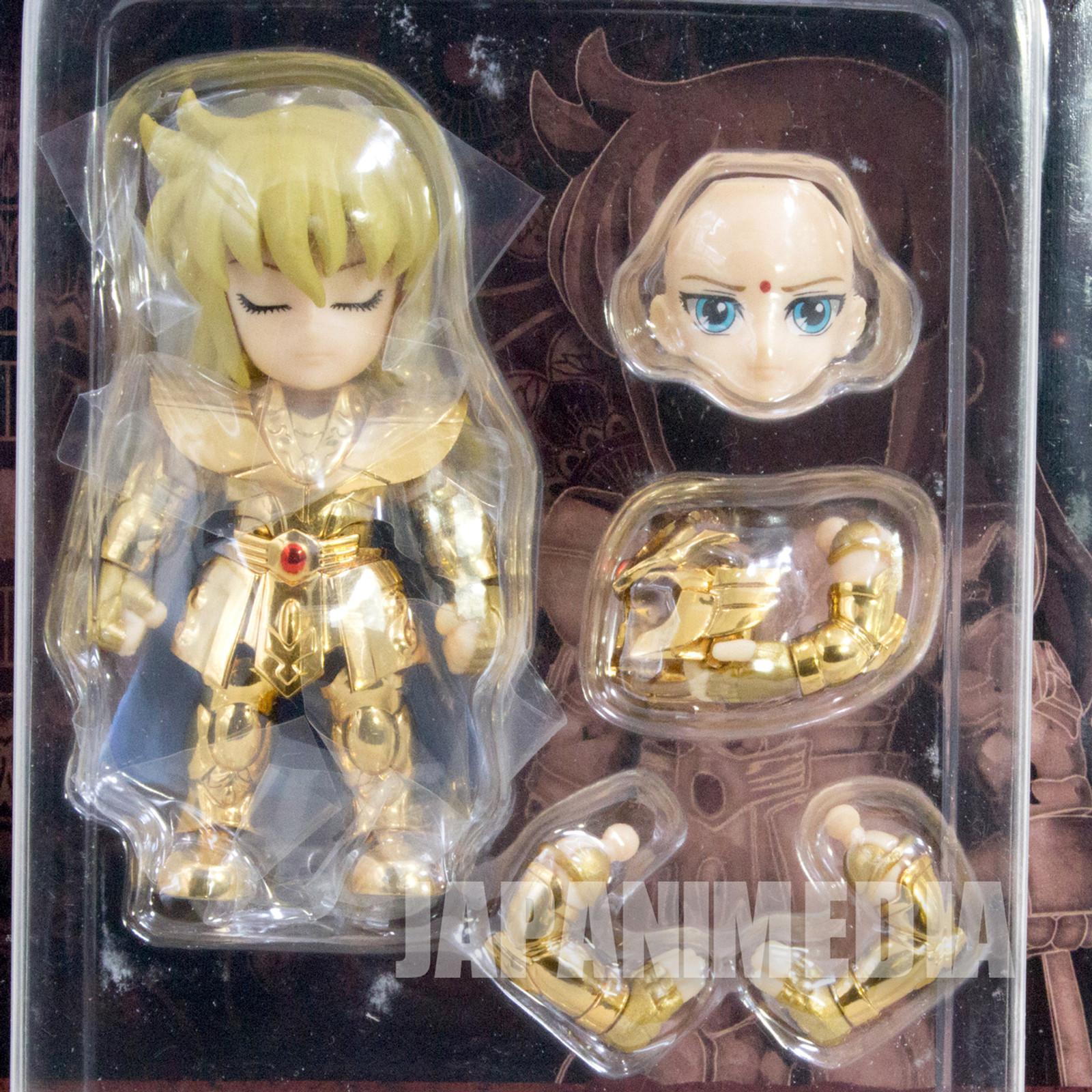 Saint Seiya Collection Virgo Shaka Figure BANDAI JAPAN ANIME MANGA