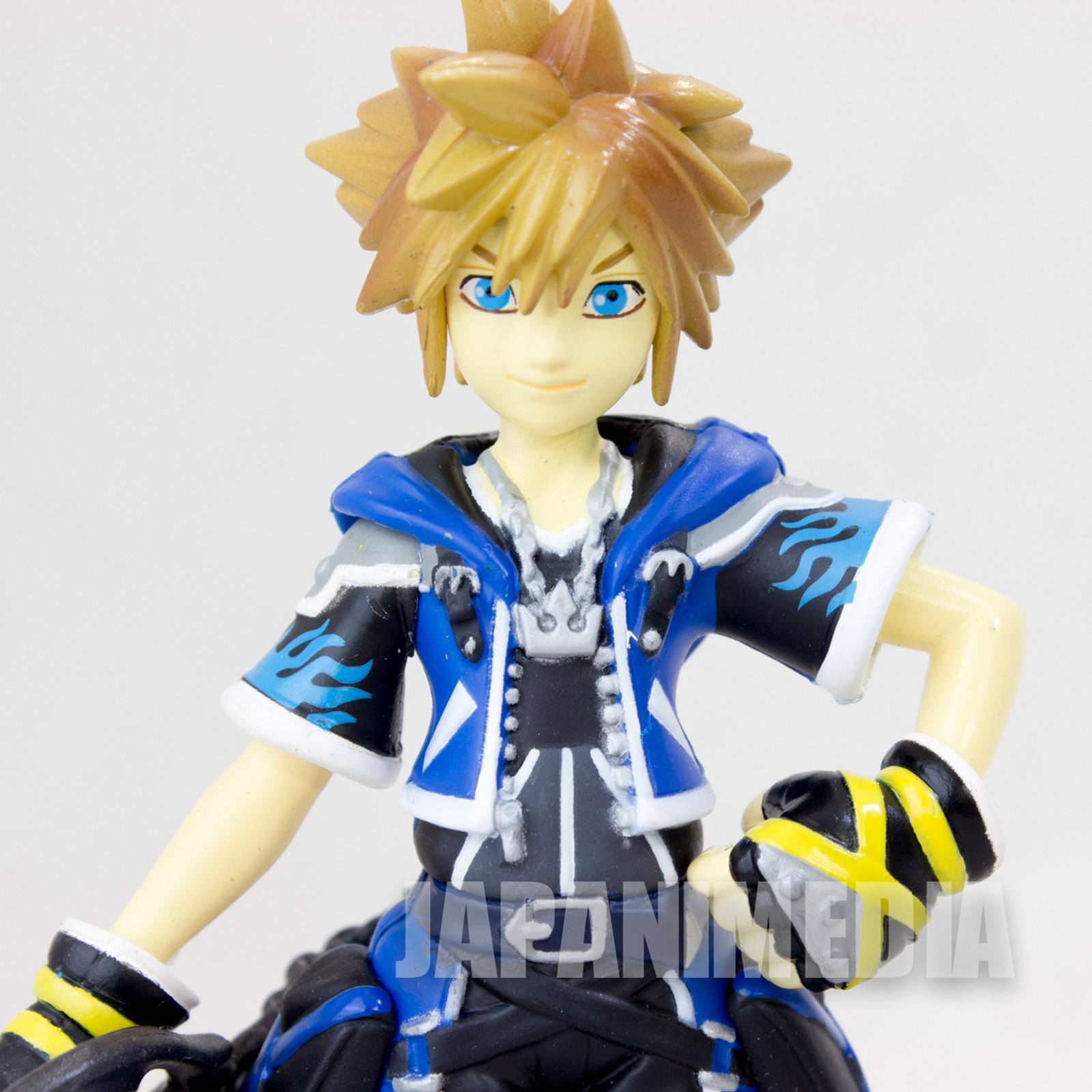 Kingdom Hearts SORA Disney Magical Collection Figure (Wisdom Form ver.) Tomy JAPAN