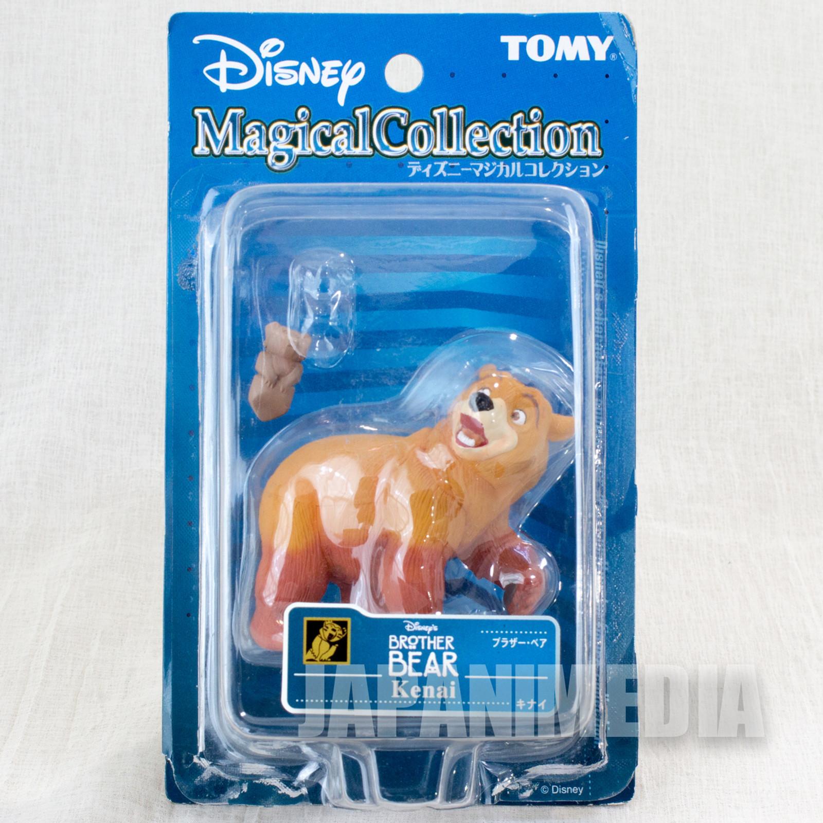 Brother Bear Kenai Disney Magical Collection Figure 104 Tomy ANIME