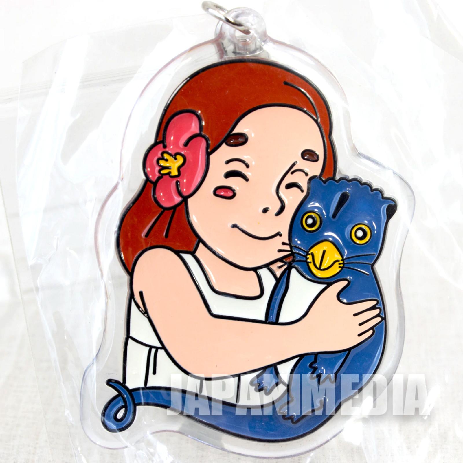 Flone of the Mysterious Island Mascot Acrylic Key Chain JAPAN ANIME