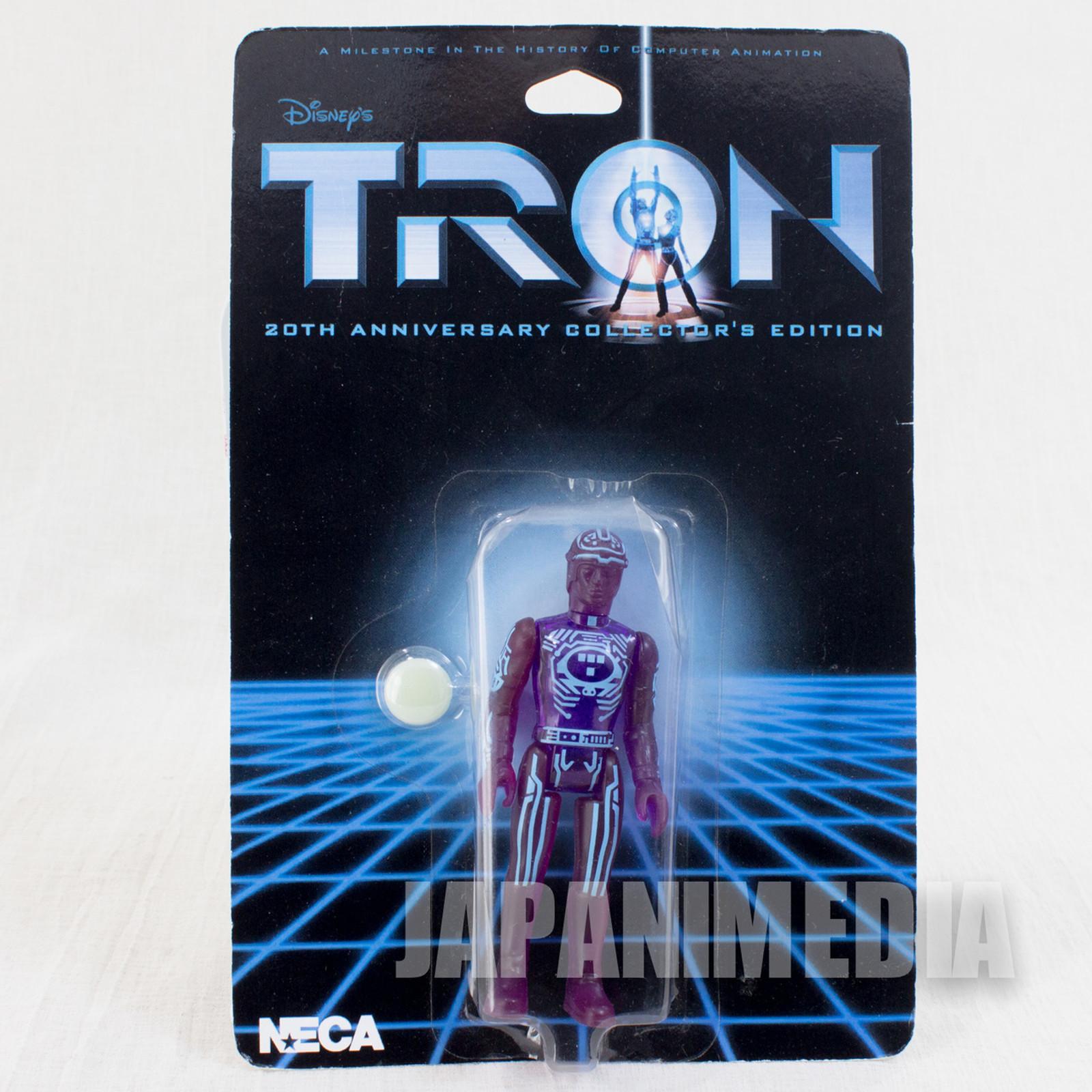 TRON Figure 20th Anniversary Collector's Edition NECA