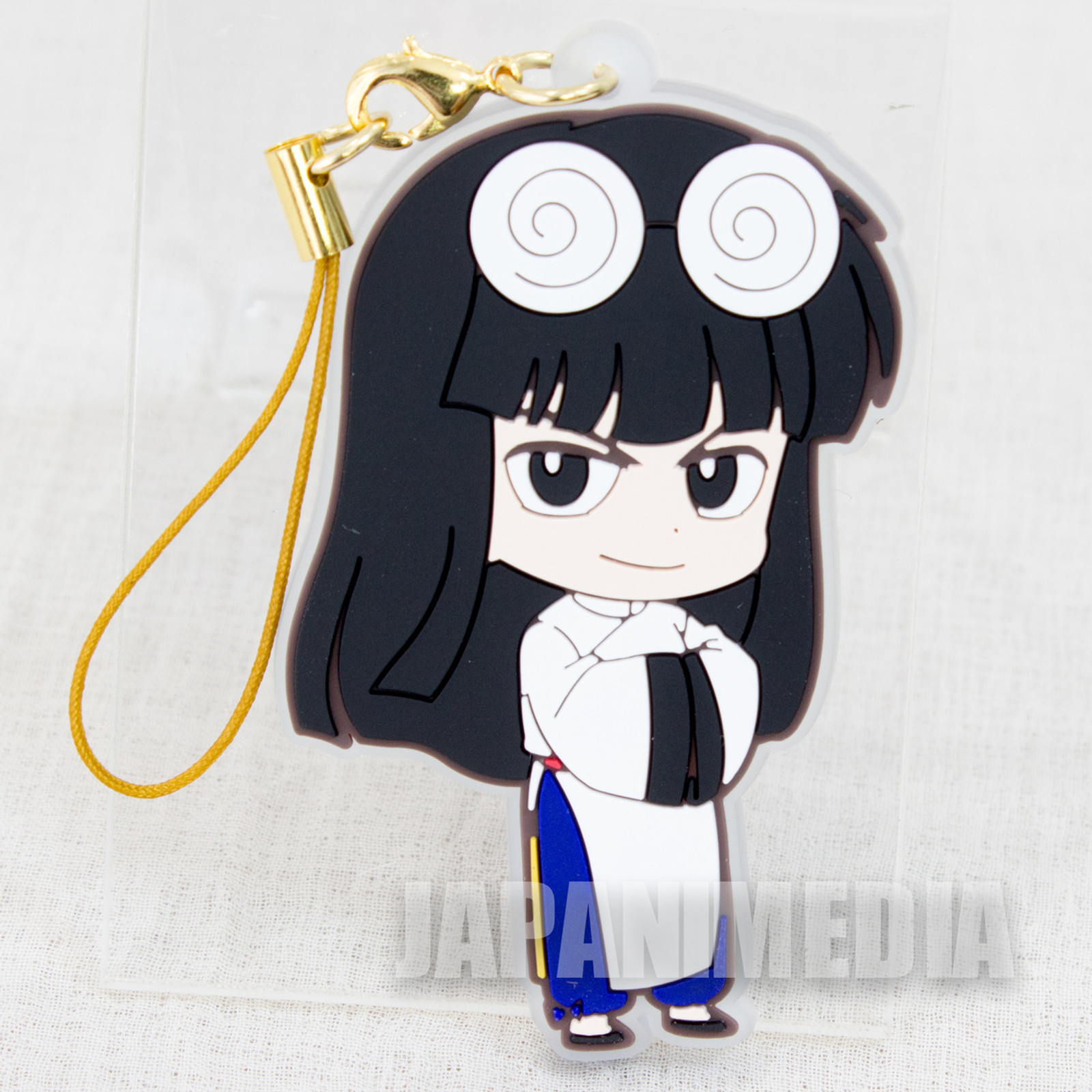 Ranma 1/2 Mousse Mascot Rubber Strap JAPAN ANIME MANGA