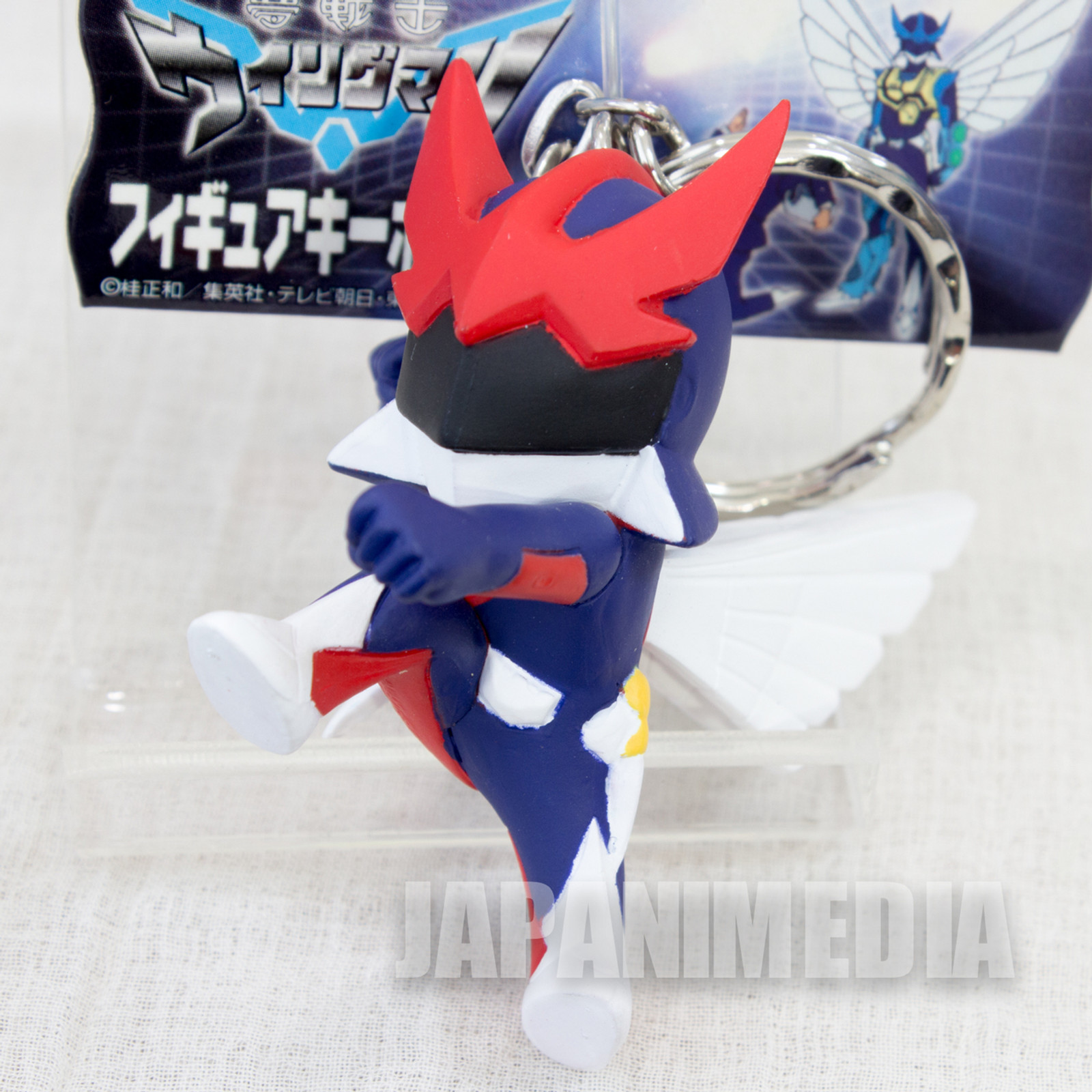 WINGMAN Red ver. Figure Keychain Banpresto JAPAN ANIME MANGA